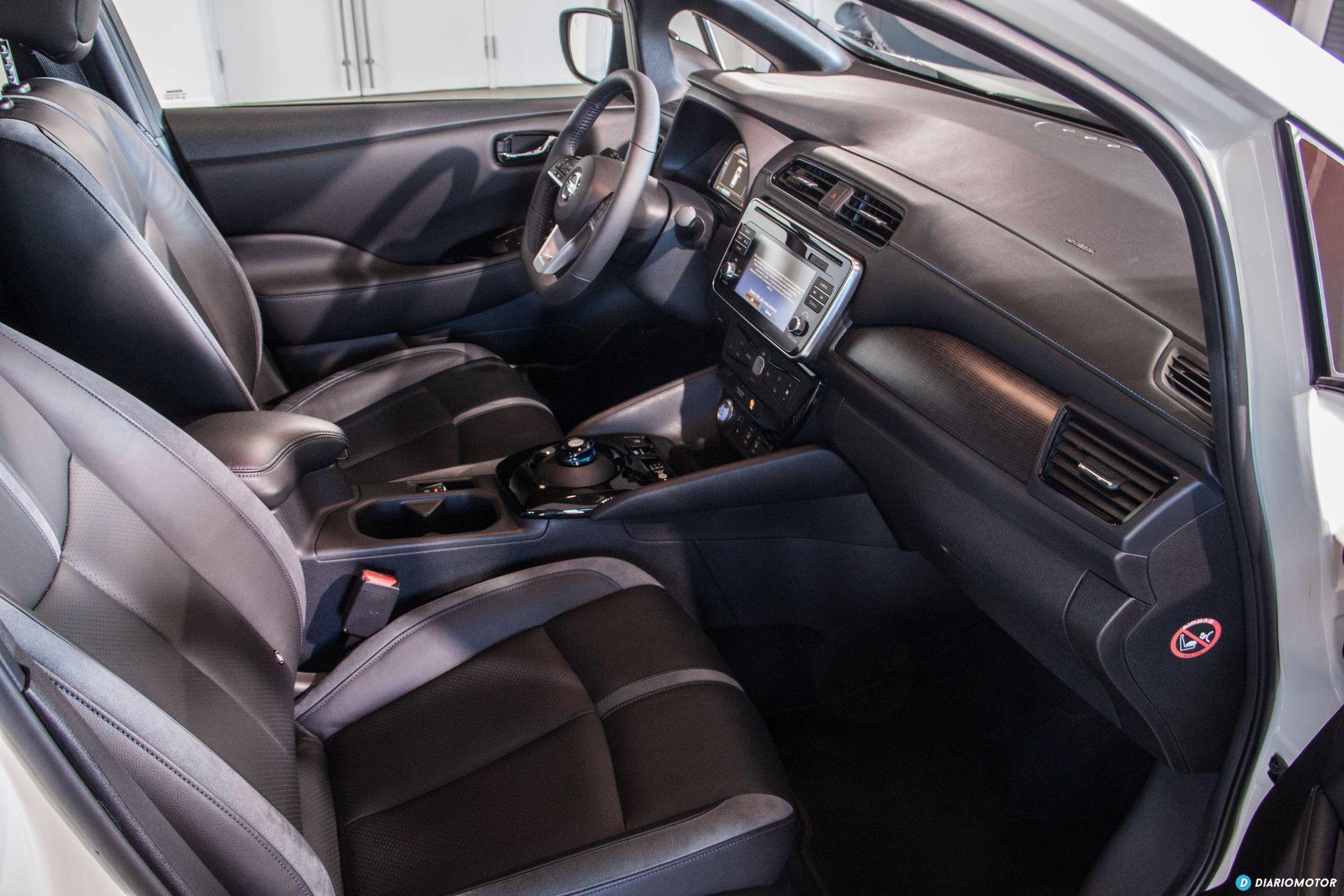Prueba Nissan Leaf 2018 3