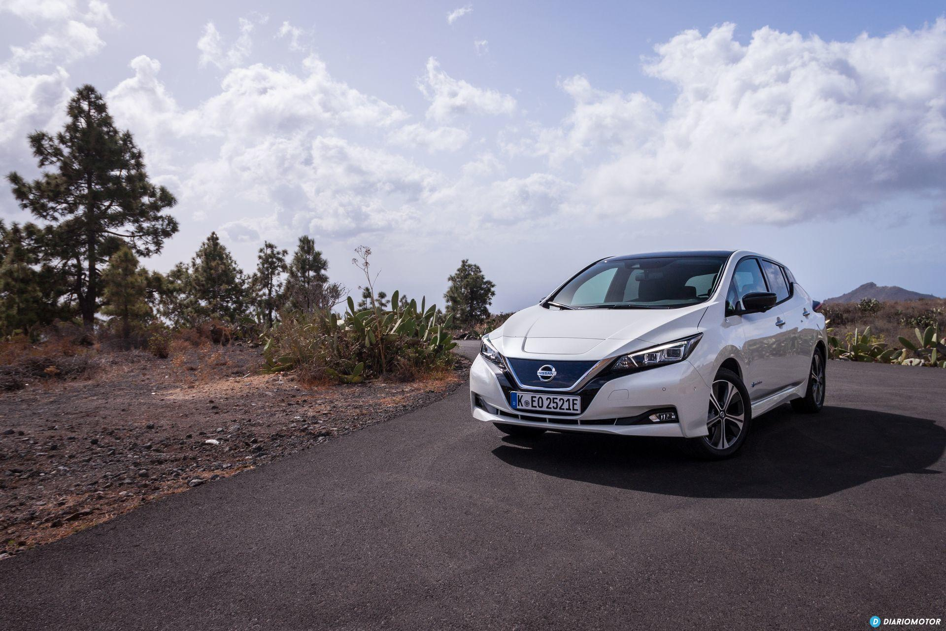 el nissan leaf e plus llegar en 2019 con una bater a de 60 kwh y ganas de hacer da o al tesla. Black Bedroom Furniture Sets. Home Design Ideas