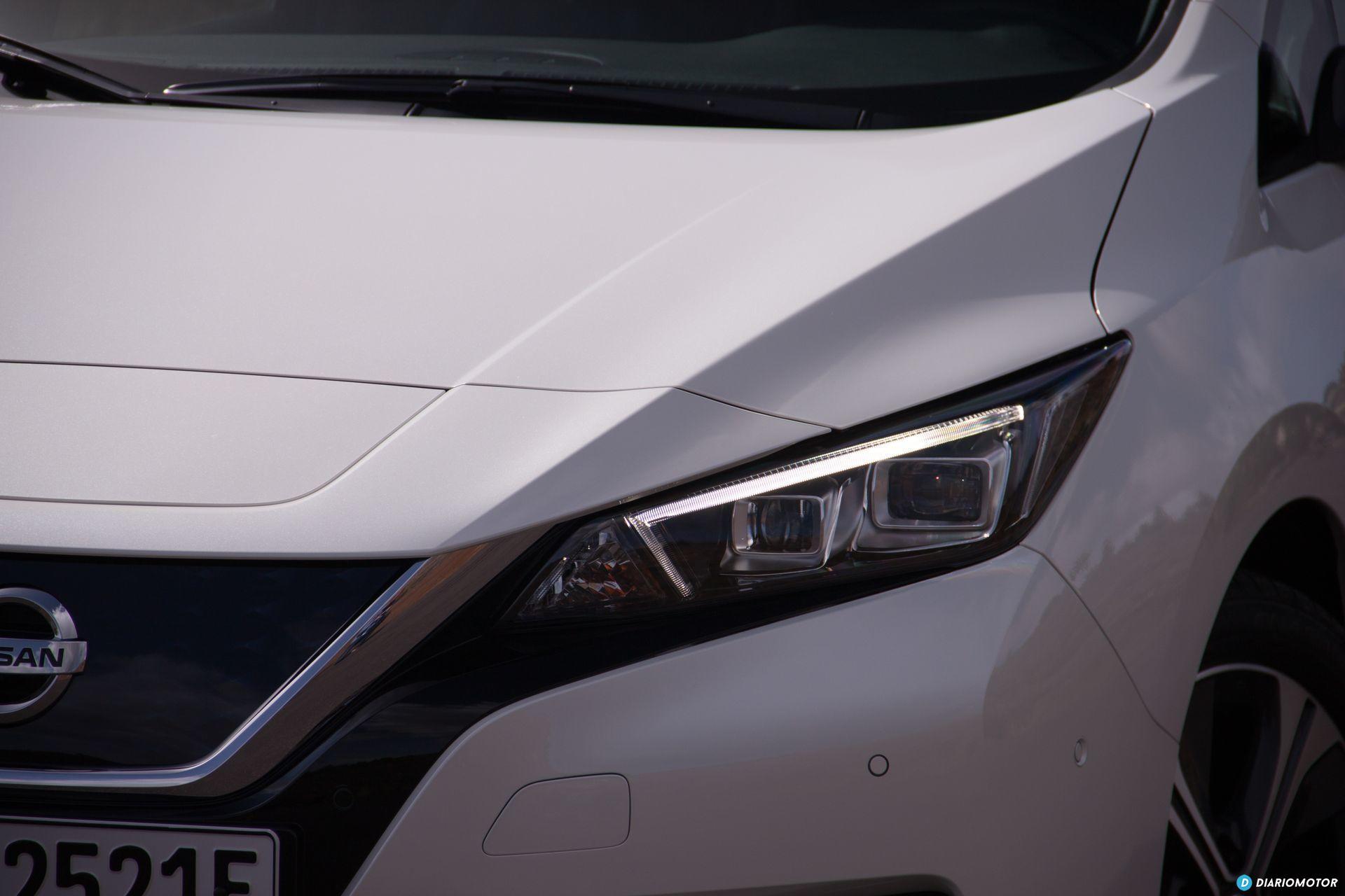 Prueba Nissan Leaf 2018 46