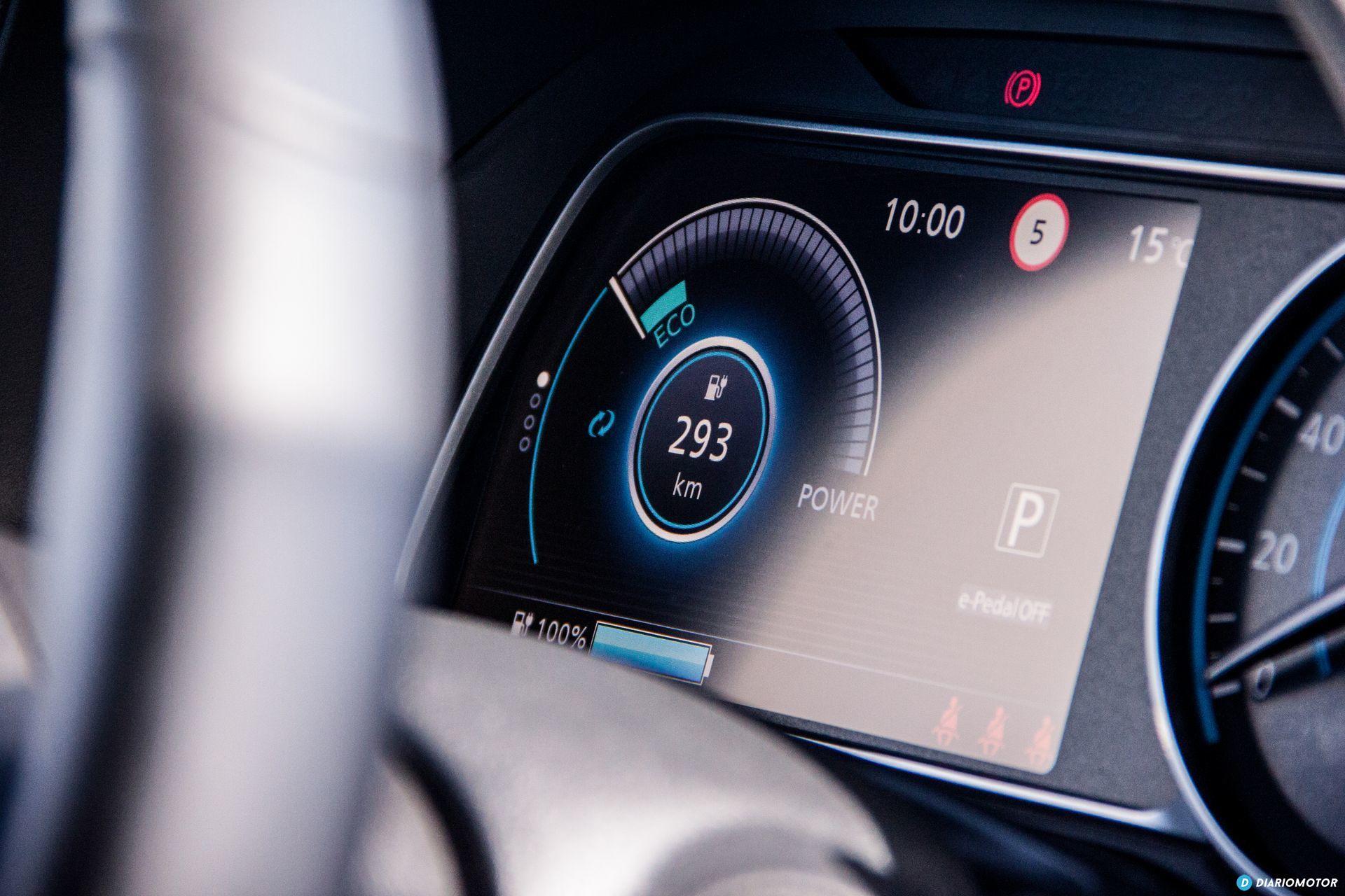 Prueba Nissan Leaf 2018 6