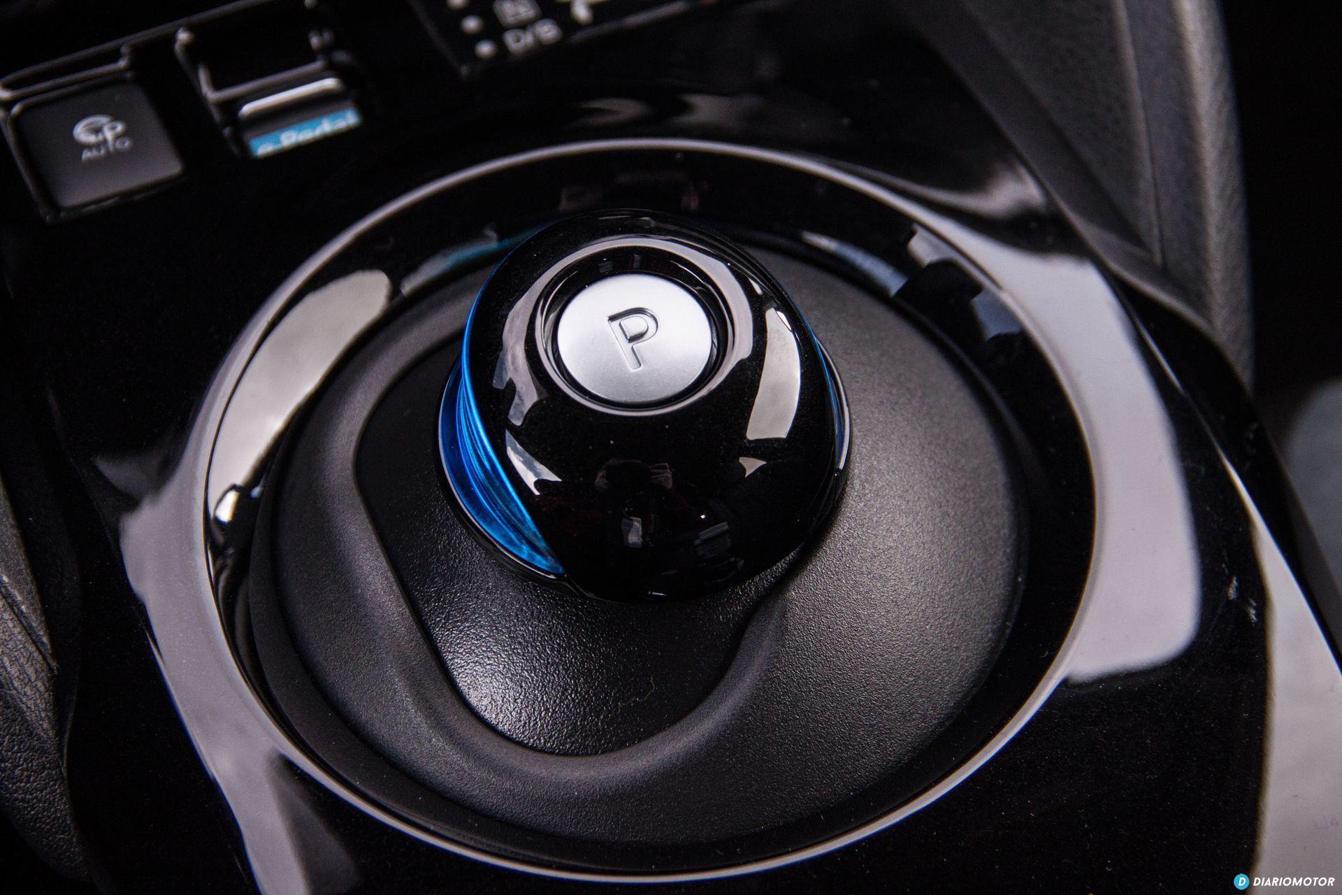 Prueba Nissan Leaf 2018 8