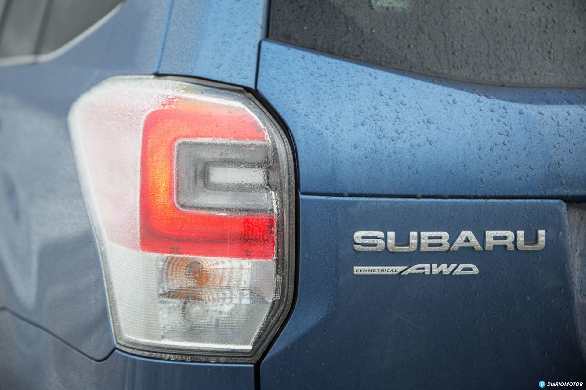 Prueba Subaru Forester 12