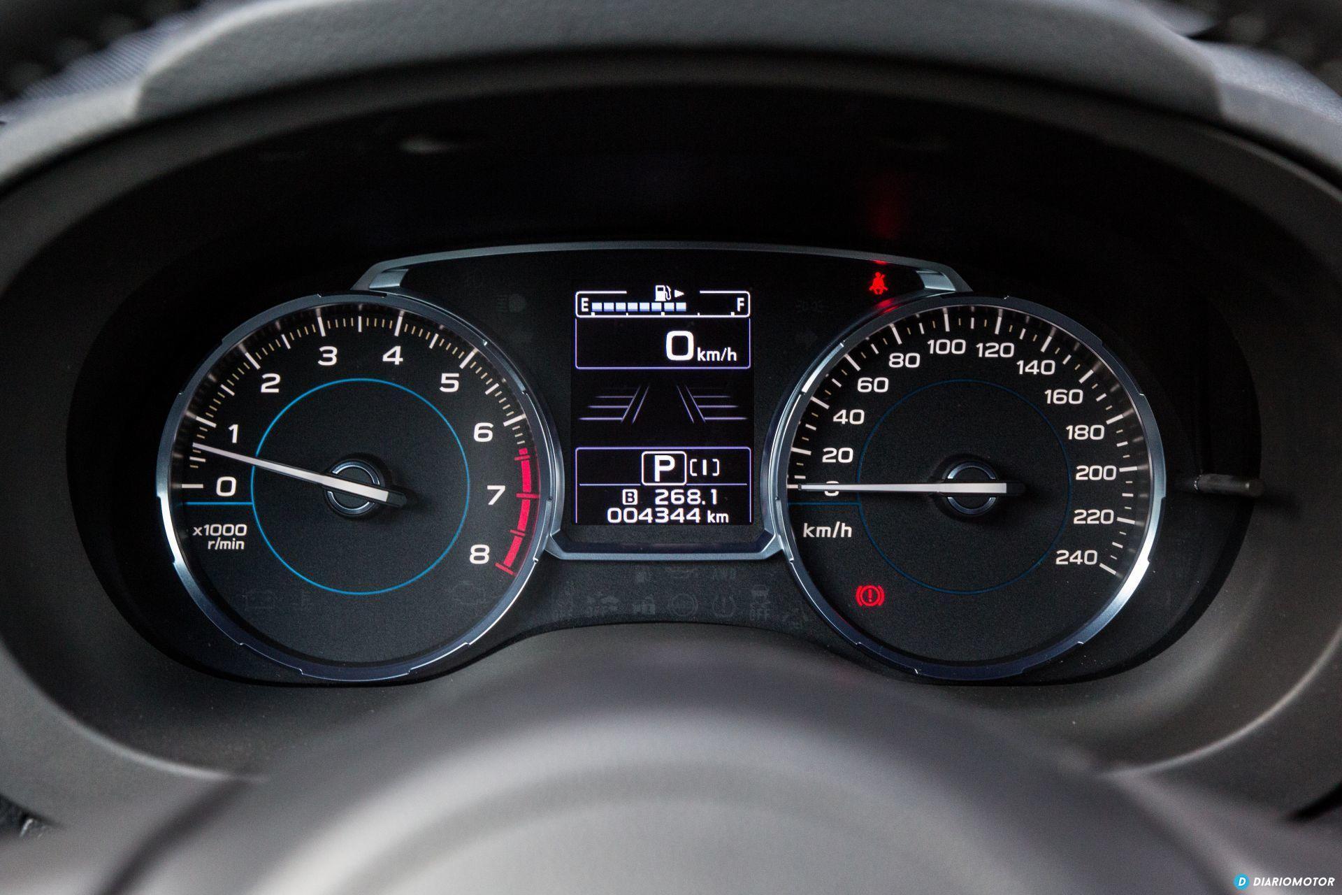 Prueba Subaru Forester 13