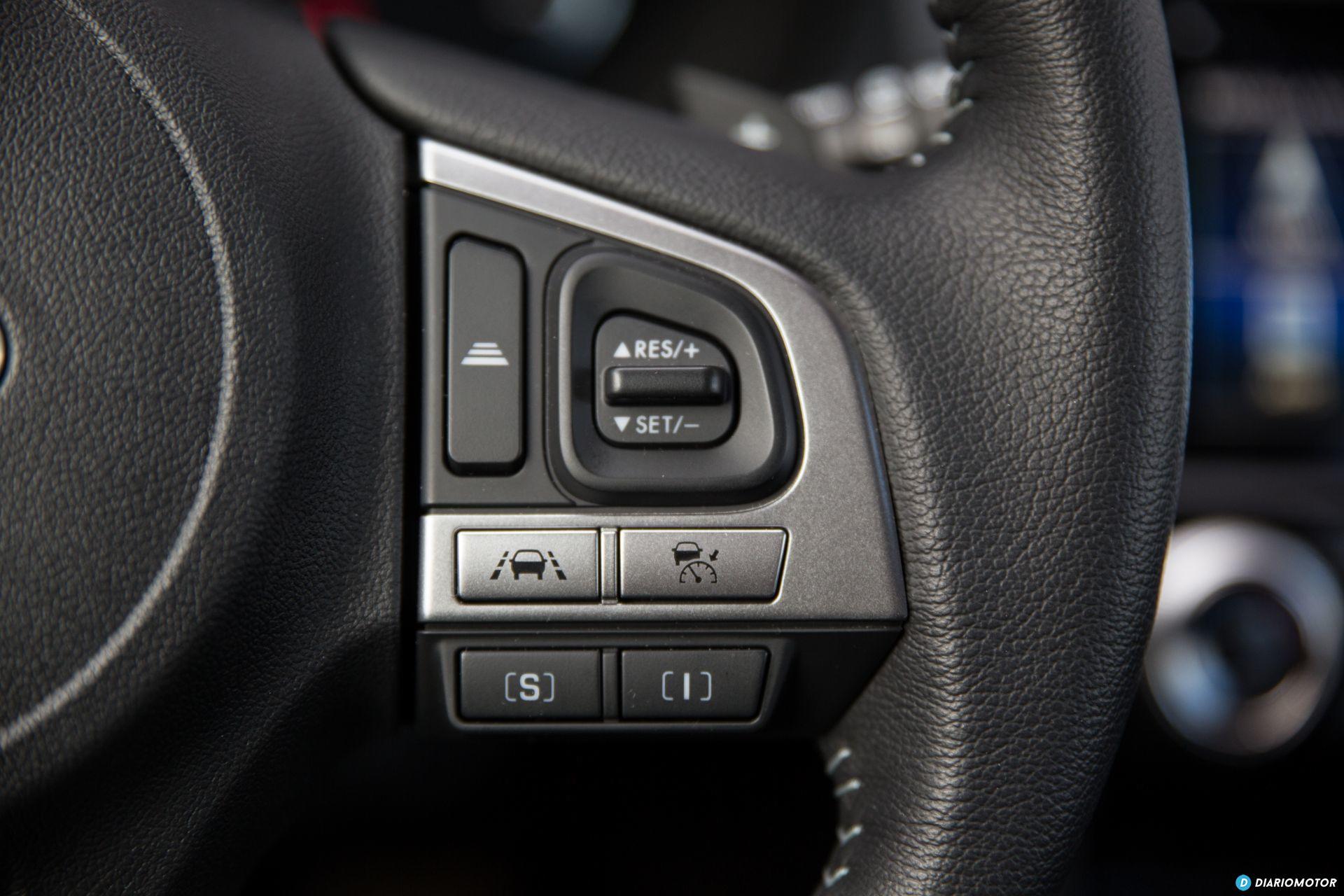 Prueba Subaru Forester 15