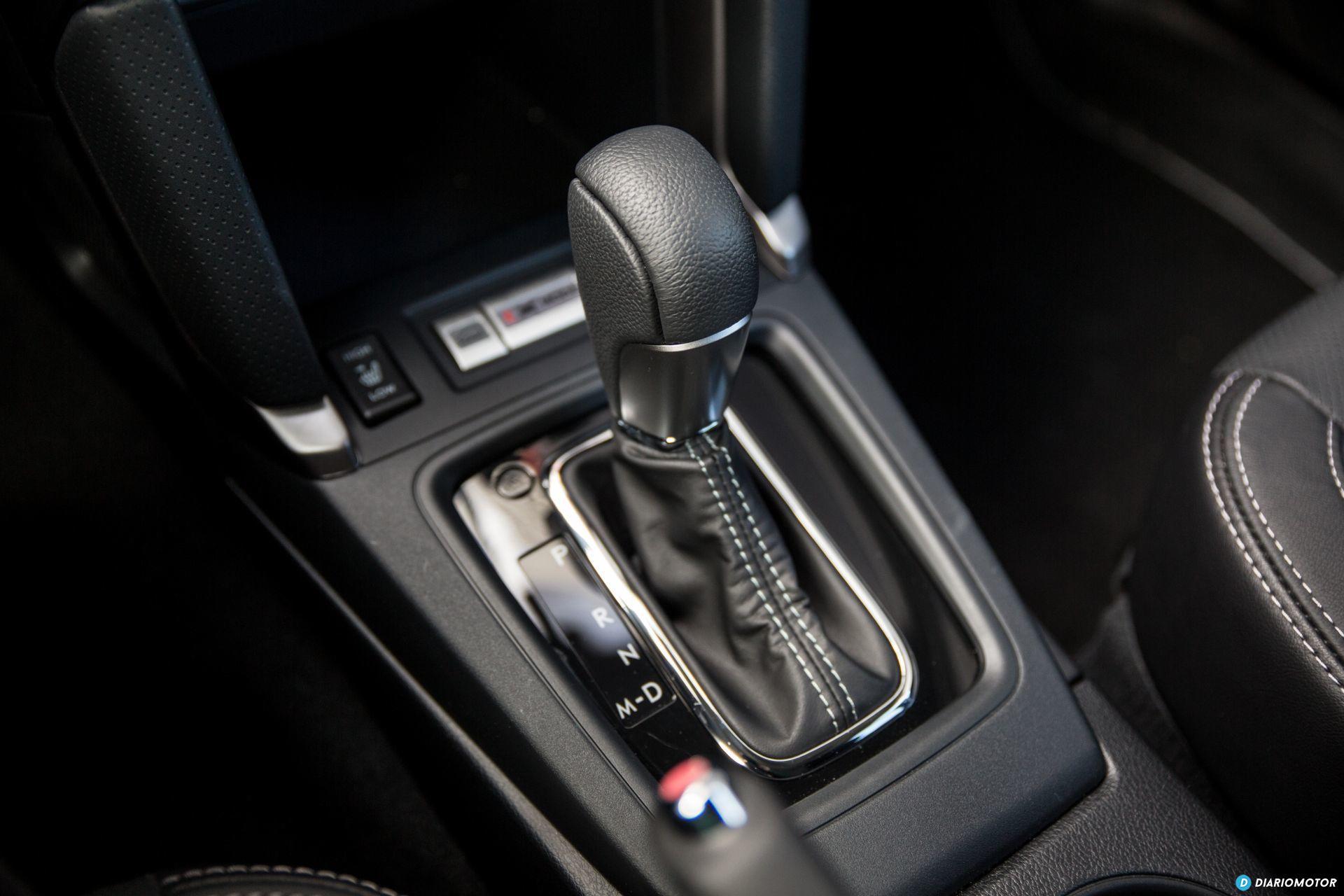 Prueba Subaru Forester 17