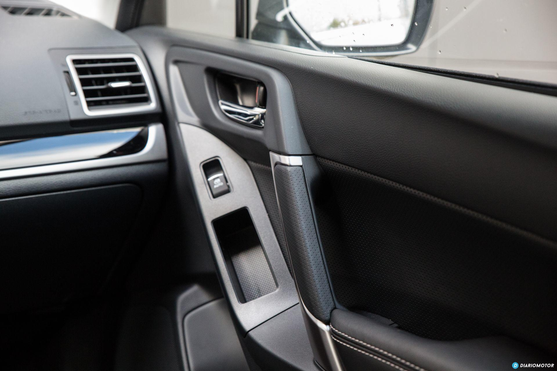 Prueba Subaru Forester 21