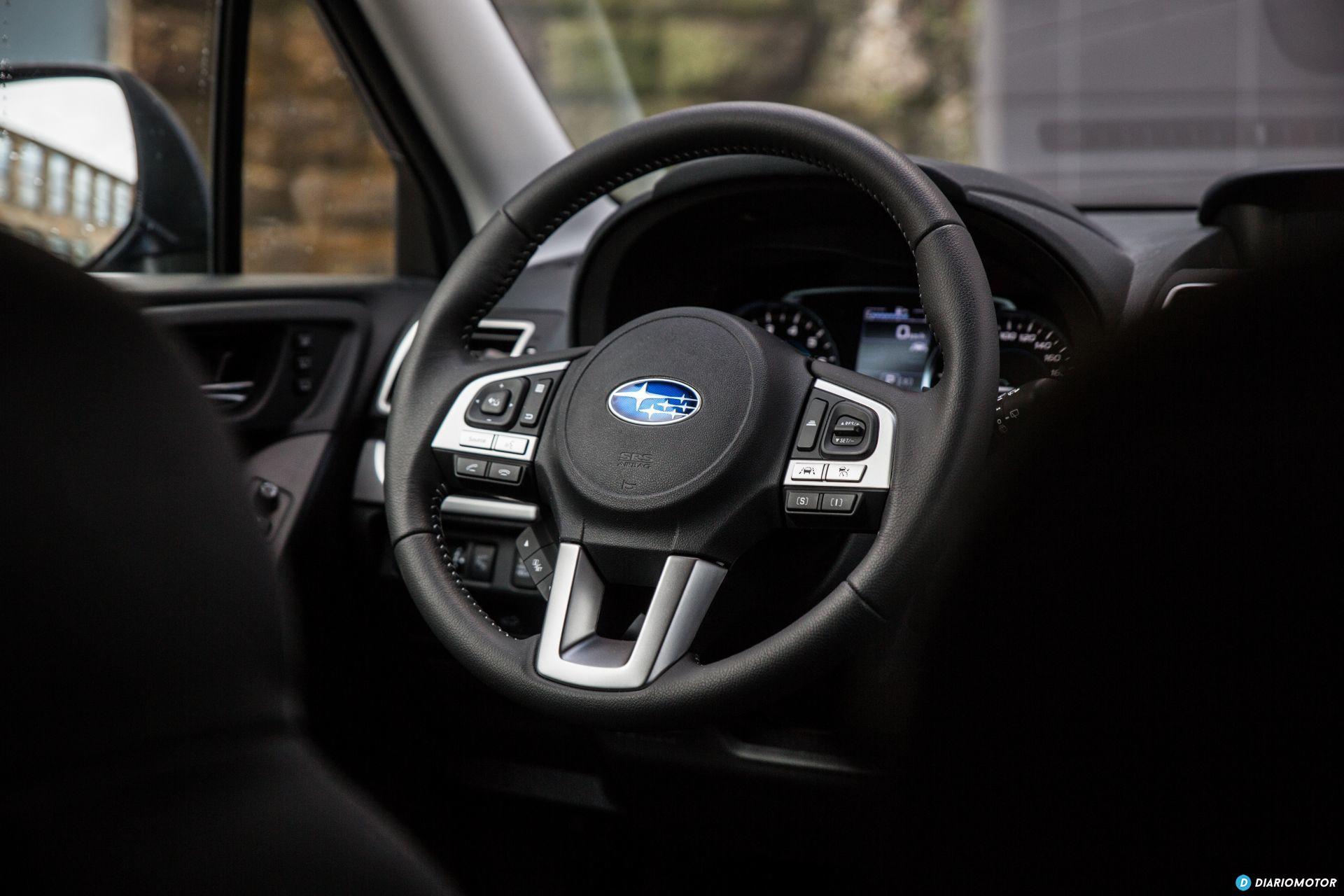 Prueba Subaru Forester 22