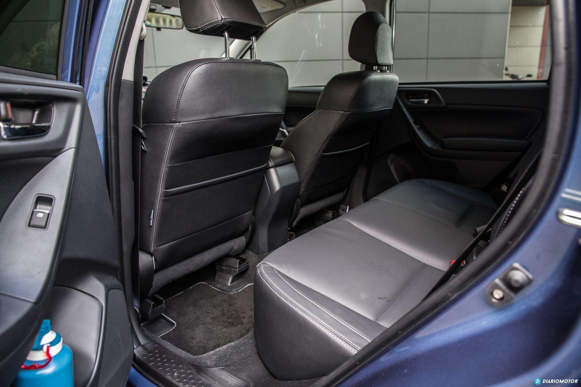 Prueba Subaru Forester 23