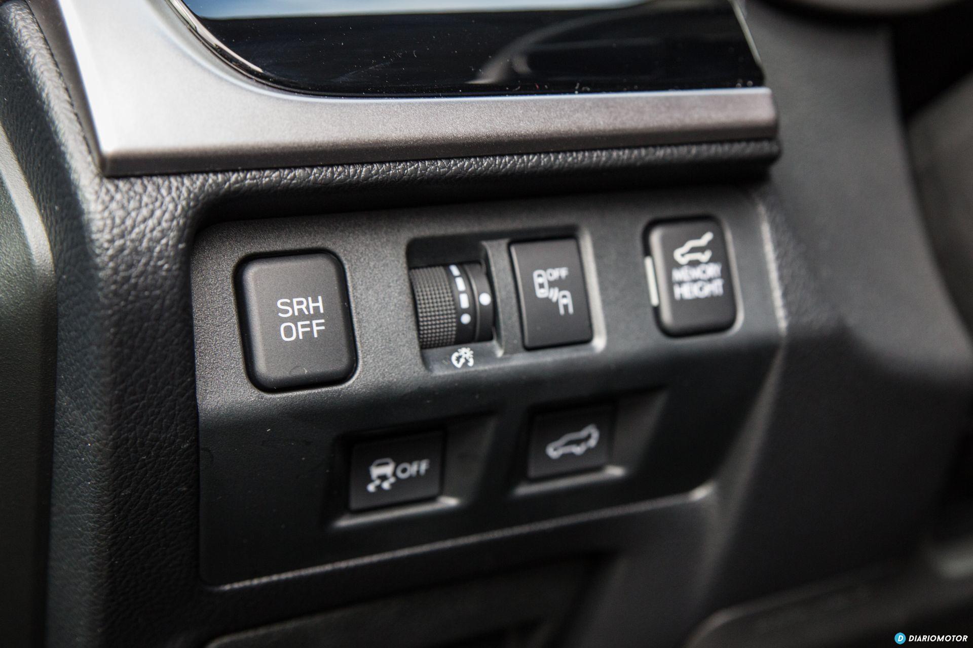 Prueba Subaru Forester 24