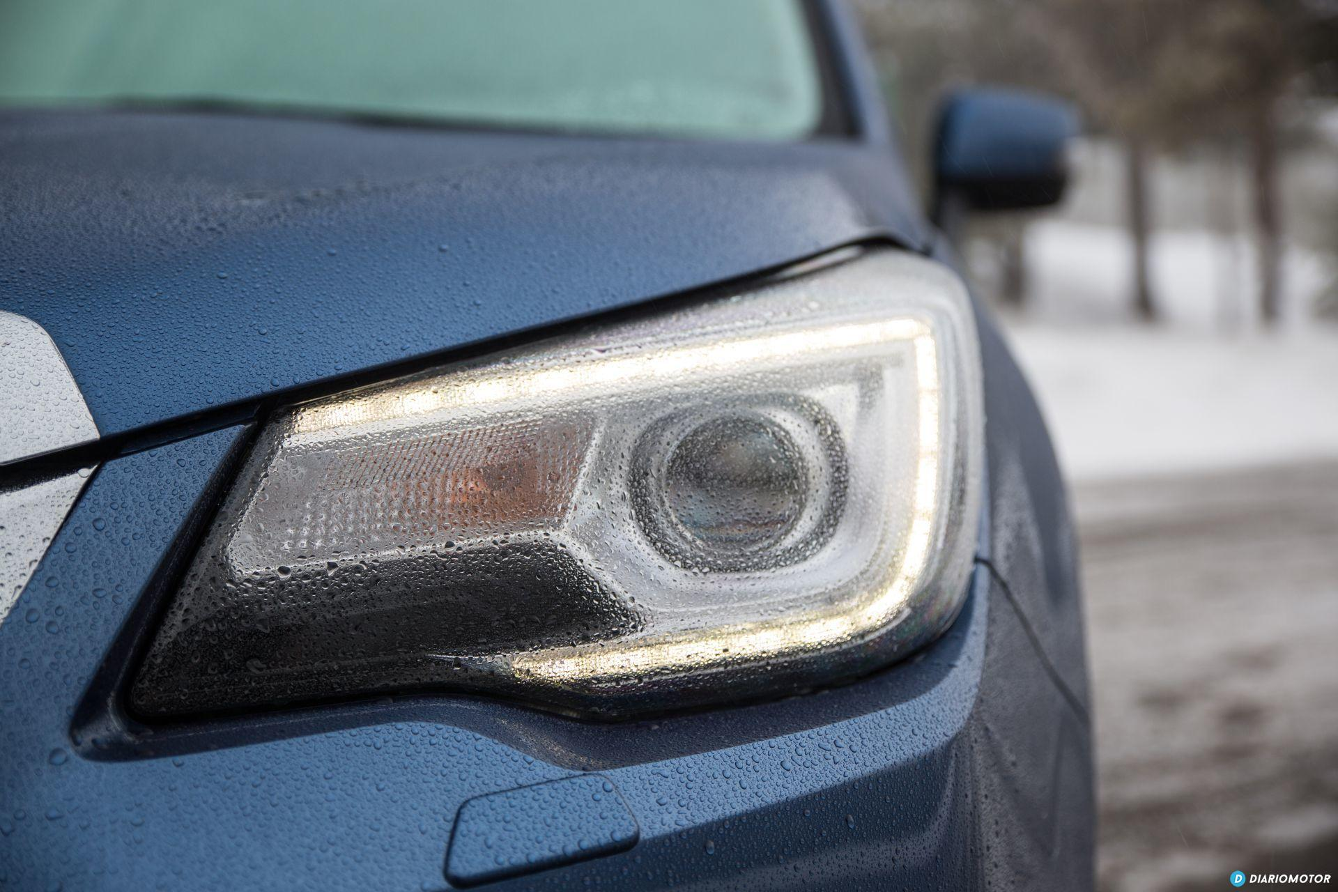 Prueba Subaru Forester 2