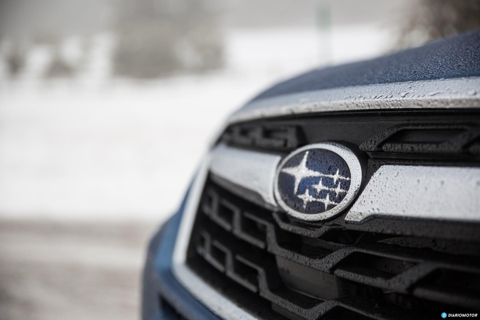 Prueba Subaru Forester 3