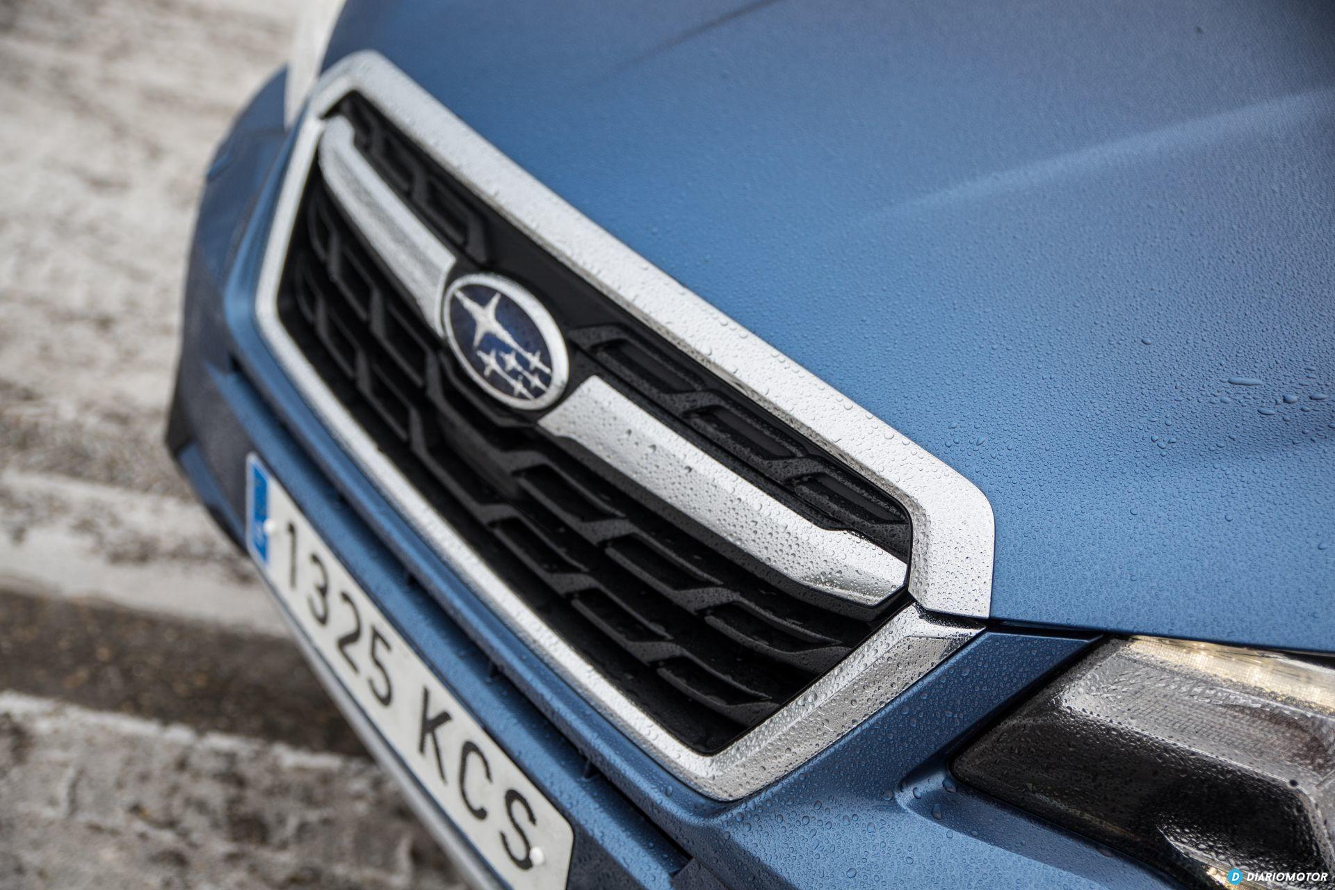 Prueba Subaru Forester 4