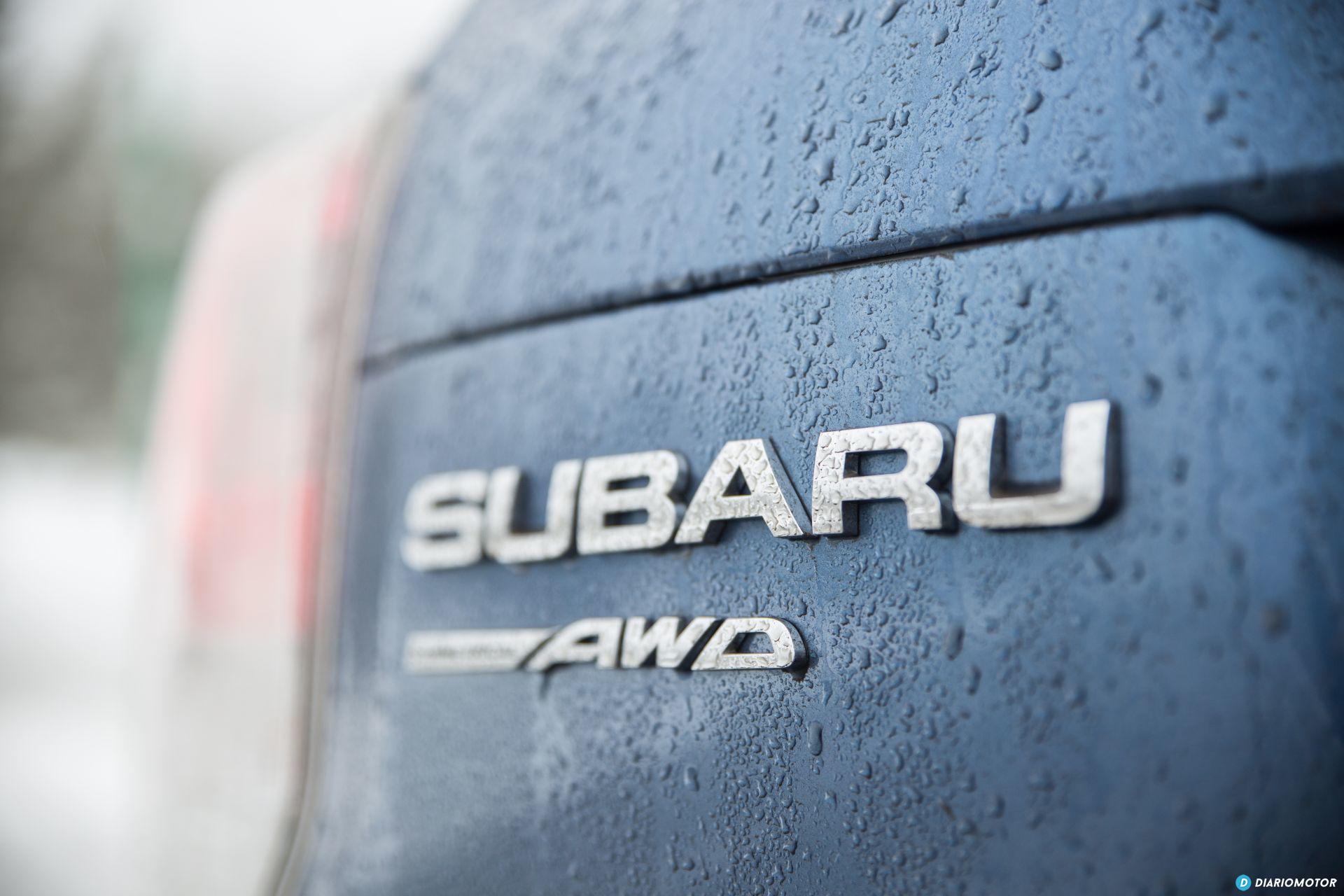 Prueba Subaru Forester 8
