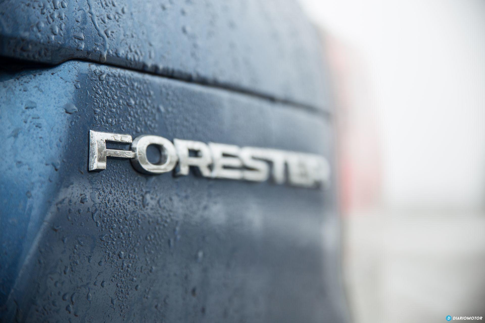 Prueba Subaru Forester 9