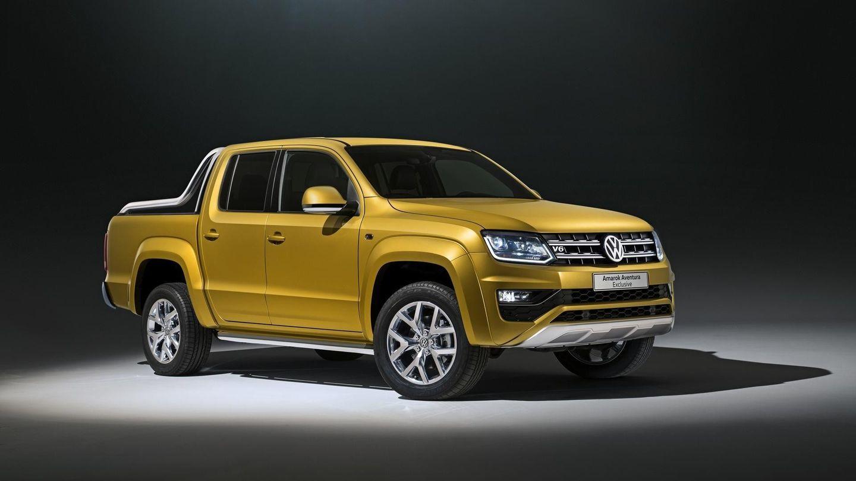2021 VW Amarok New Concept