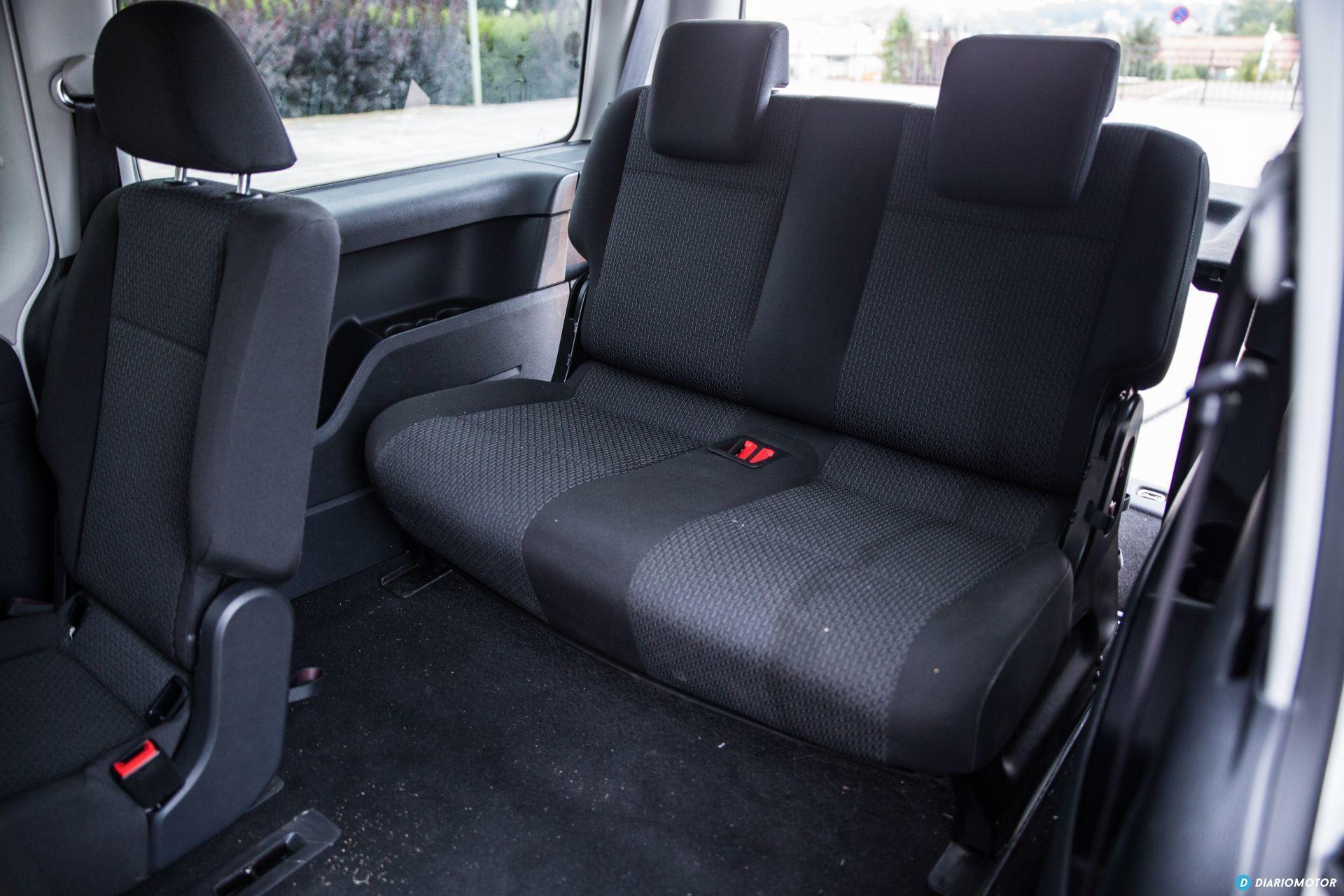 Volkswagen Caddy Maxi Outdoor Prueba 10