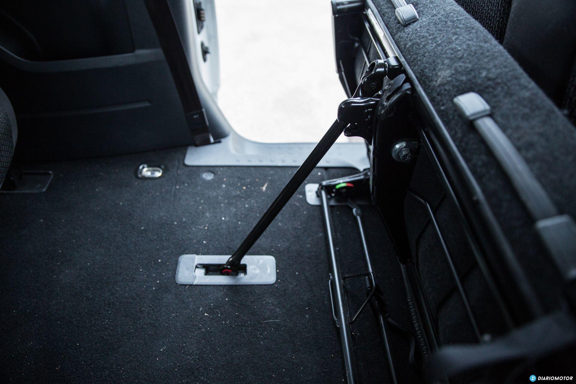 Volkswagen Caddy Maxi Outdoor Prueba 11