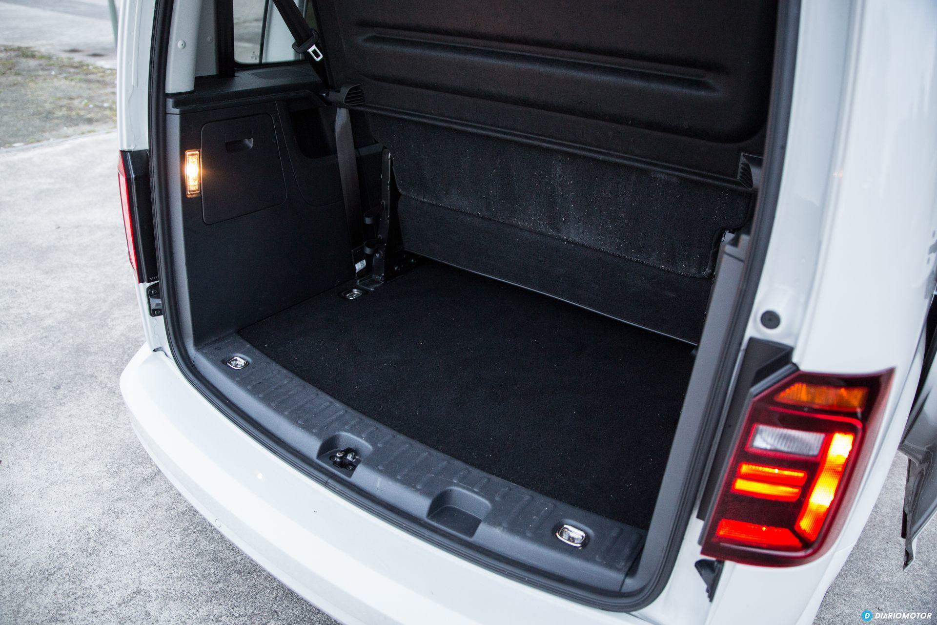 Volkswagen Caddy Maxi Outdoor Prueba 12