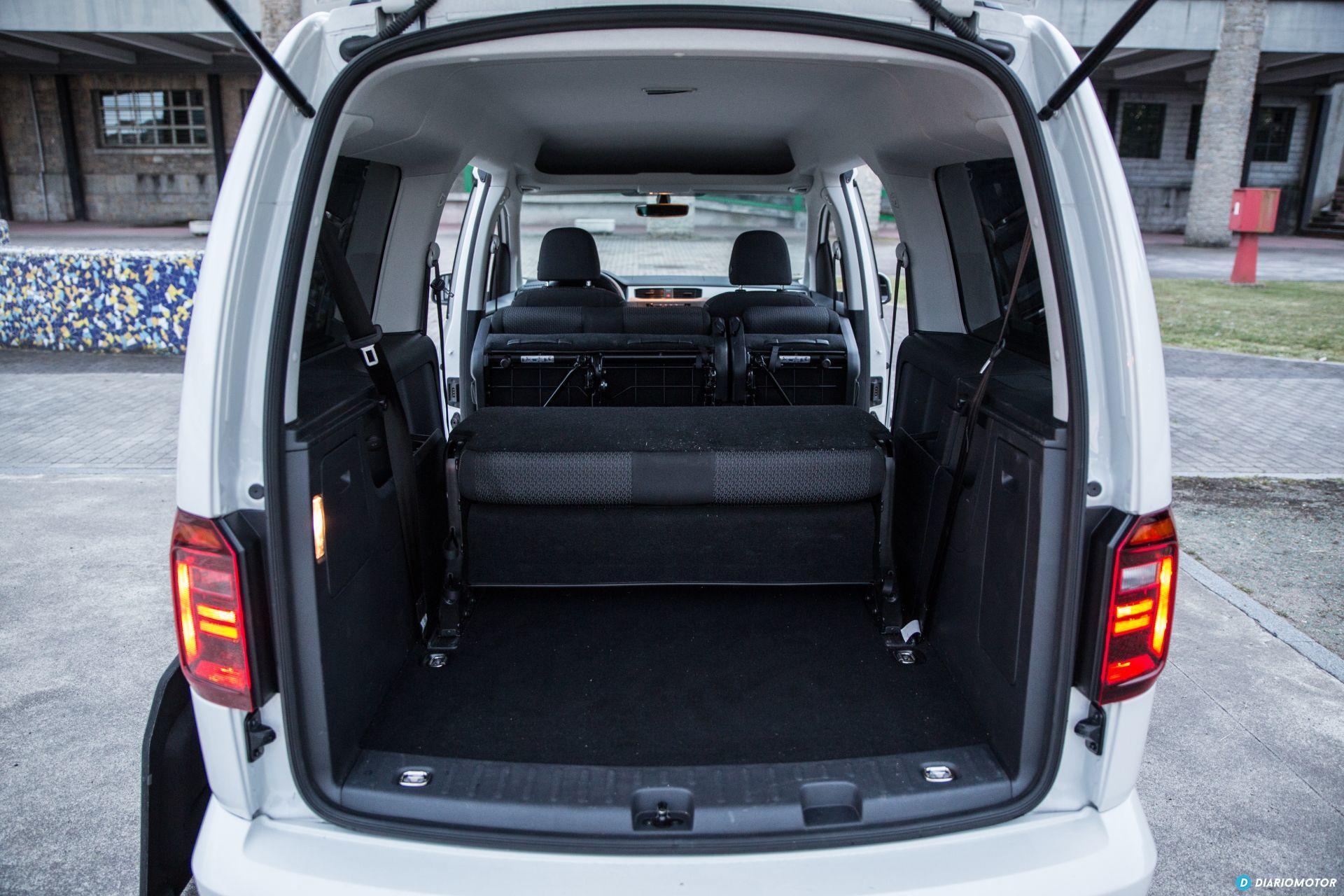 Volkswagen Caddy Maxi Outdoor Prueba 14