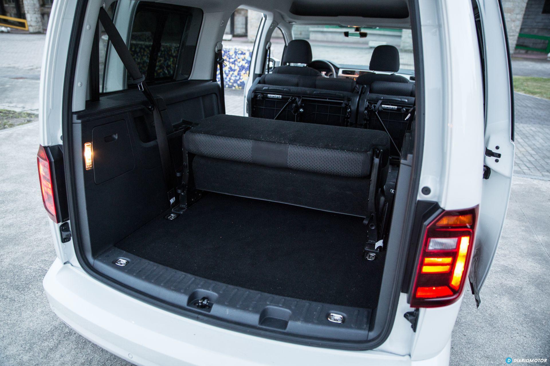 Volkswagen Caddy Maxi Outdoor Prueba 15