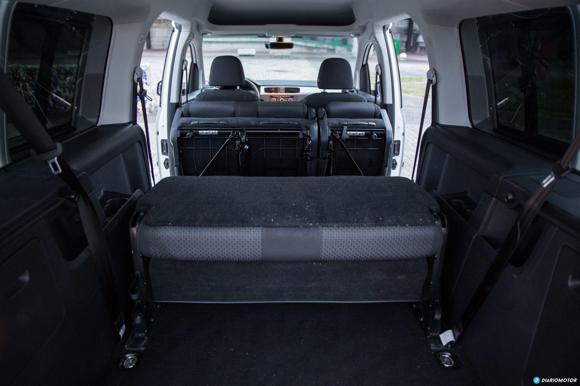 Volkswagen Caddy Maxi Outdoor Prueba 16