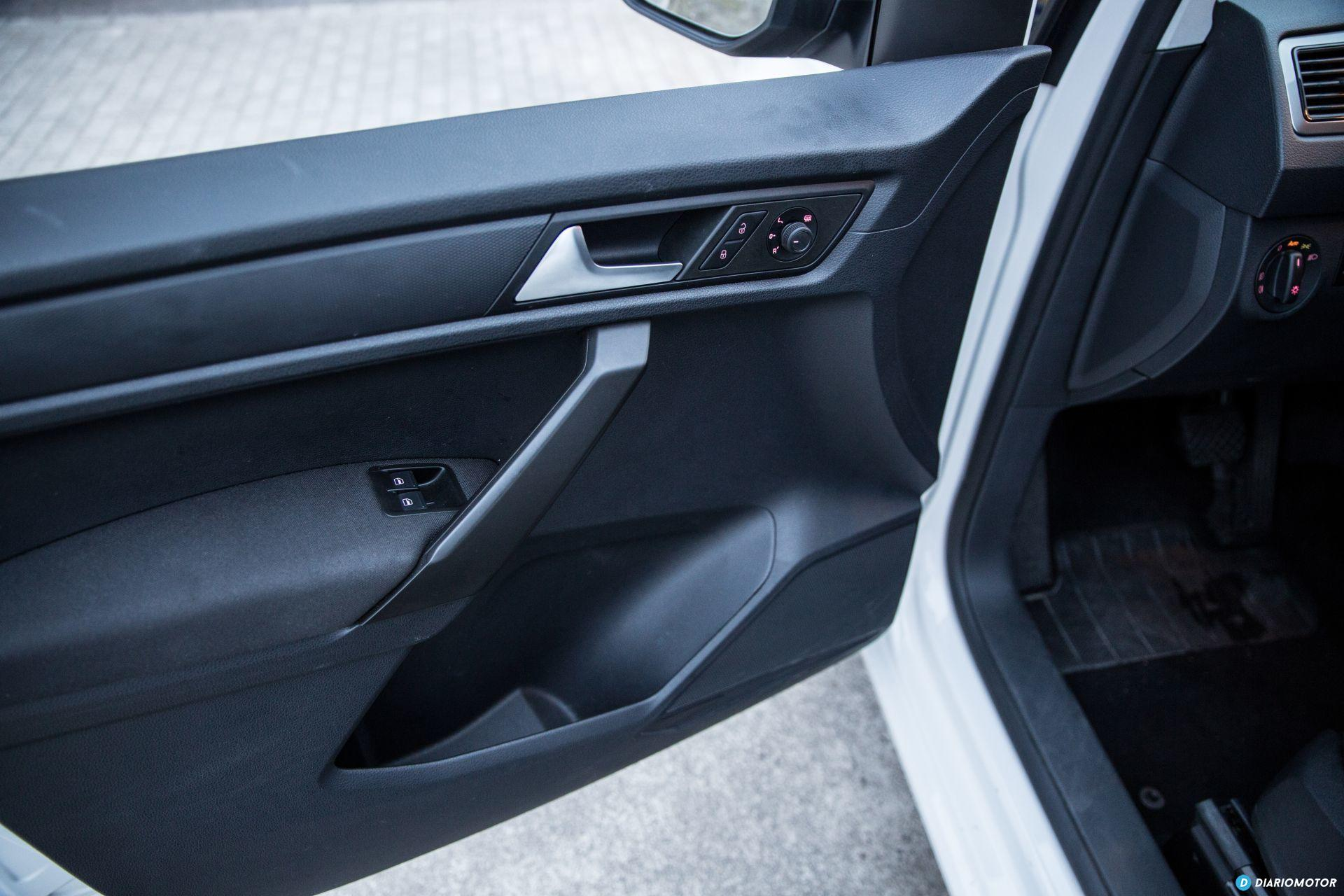 Volkswagen Caddy Maxi Outdoor Prueba 18
