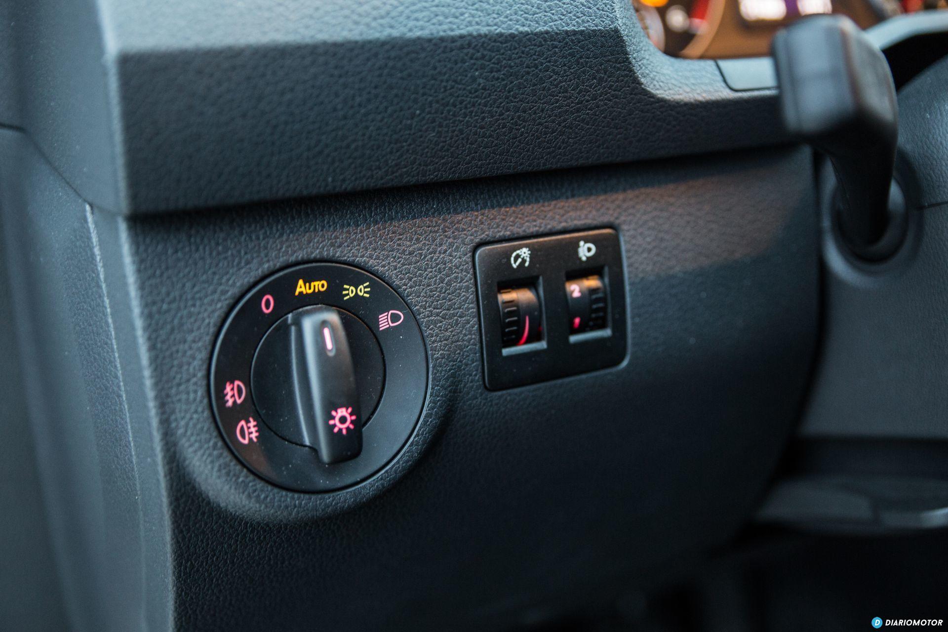Volkswagen Caddy Maxi Outdoor Prueba 19