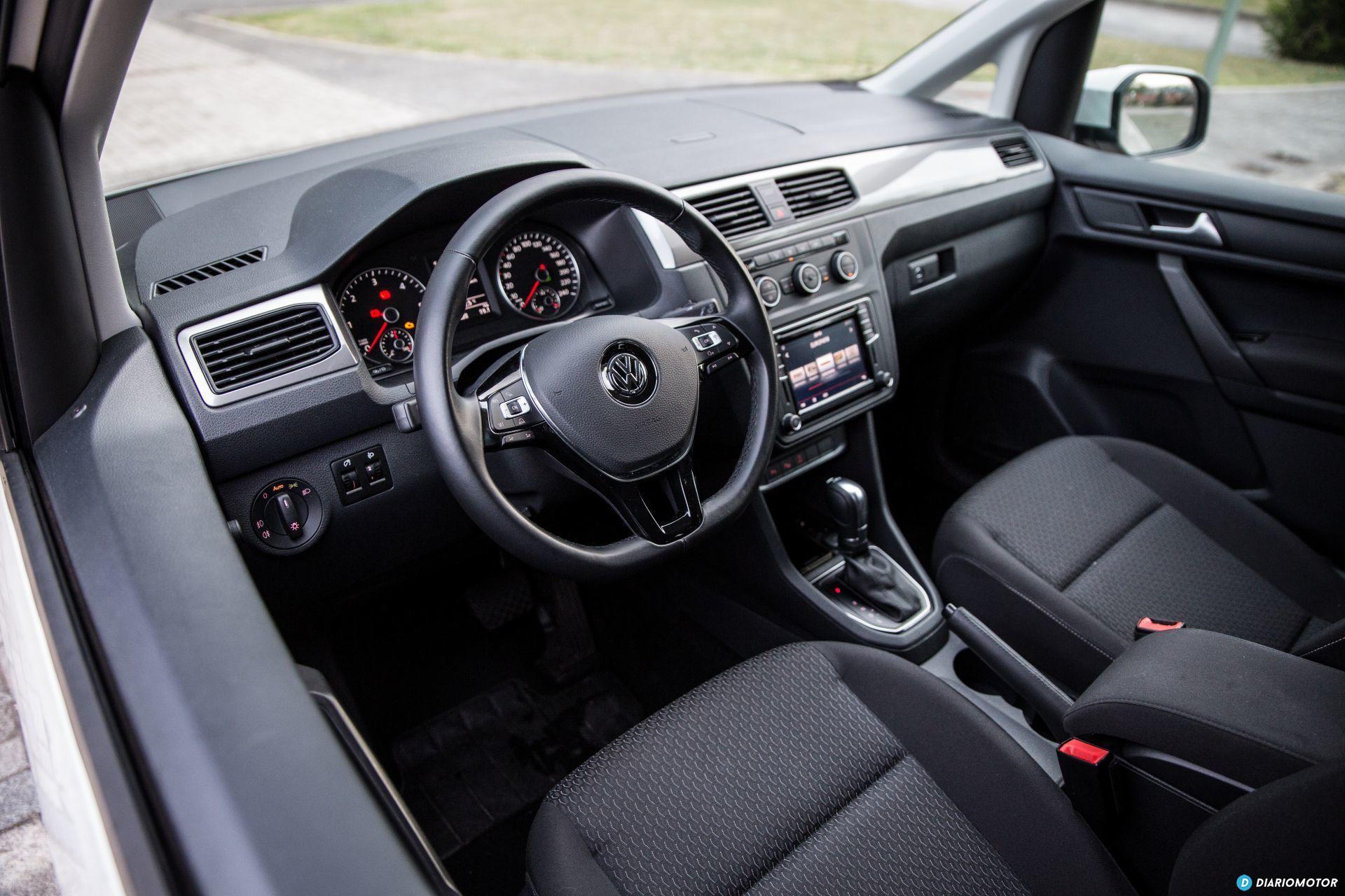 Volkswagen Caddy Maxi Outdoor Prueba 1