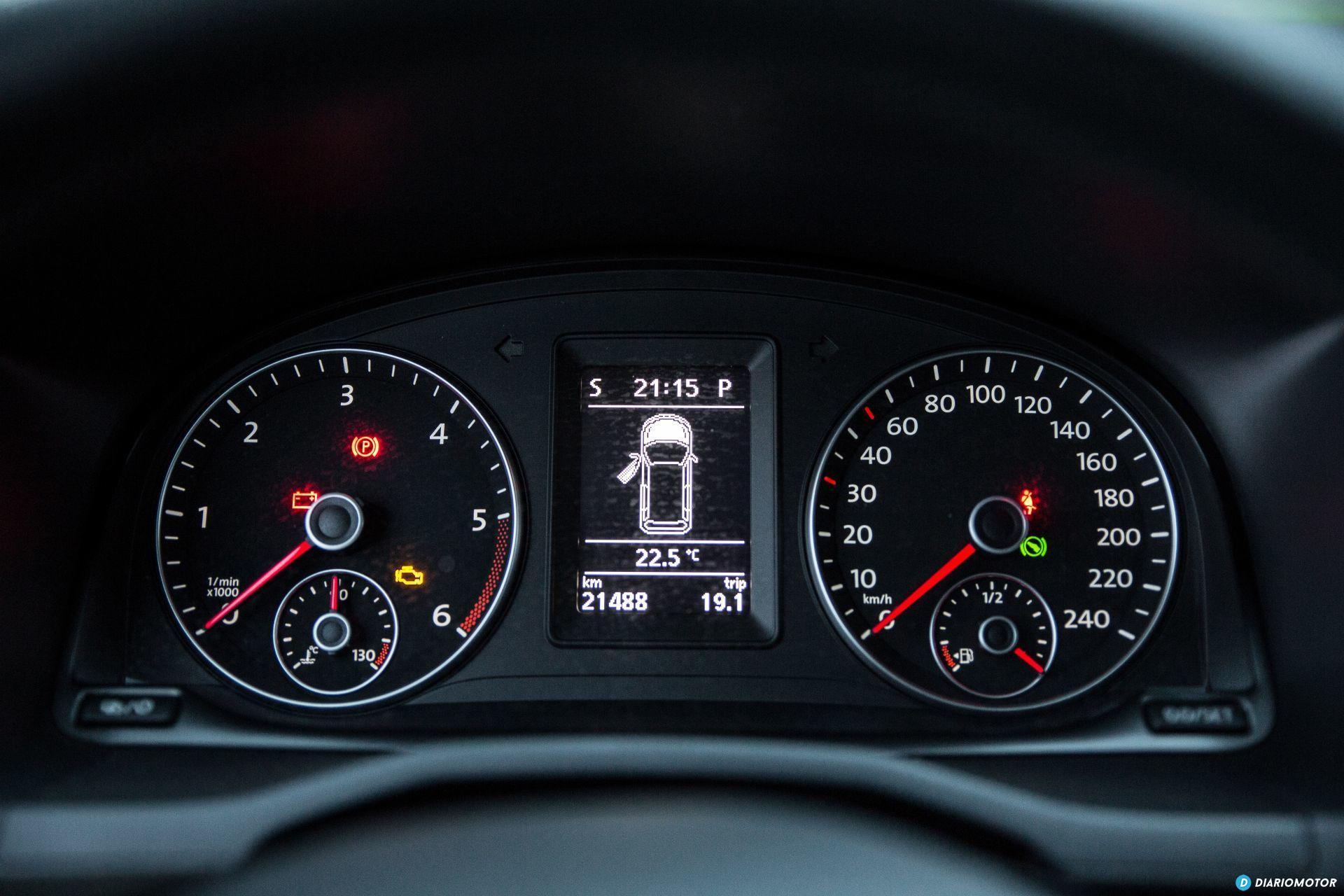 Volkswagen Caddy Maxi Outdoor Prueba 21