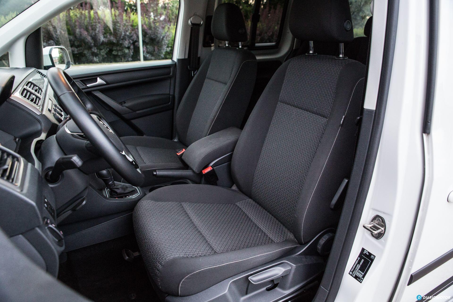 Volkswagen Caddy Maxi Outdoor Prueba 2