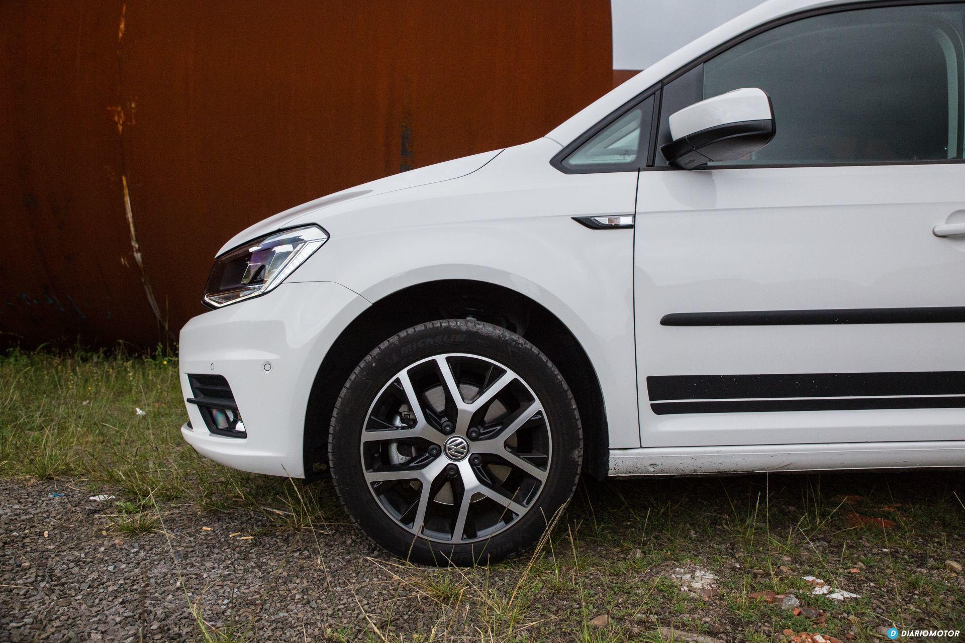 Volkswagen Caddy Maxi Outdoor Prueba 34