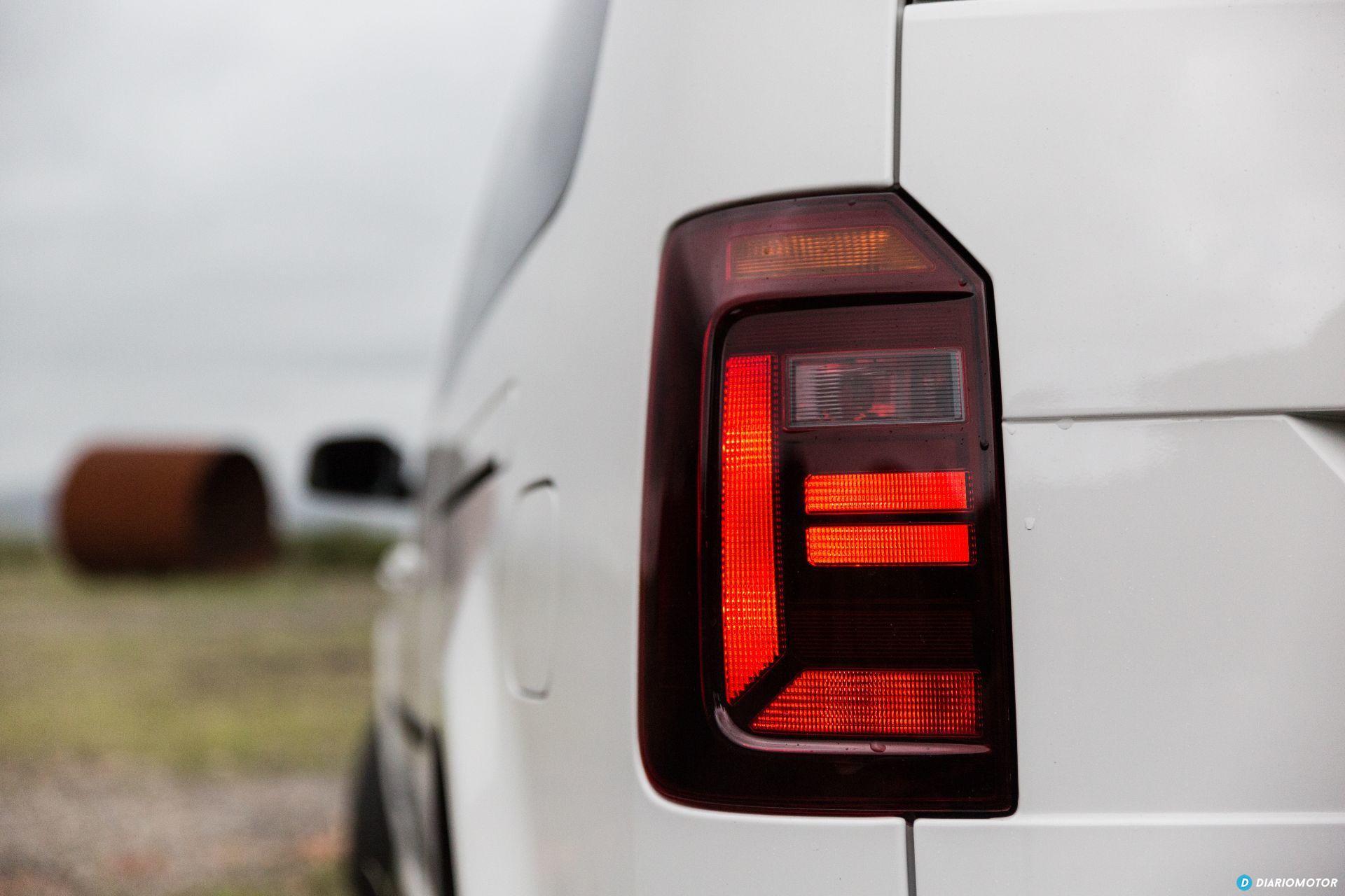 Volkswagen Caddy Maxi Outdoor Prueba 39