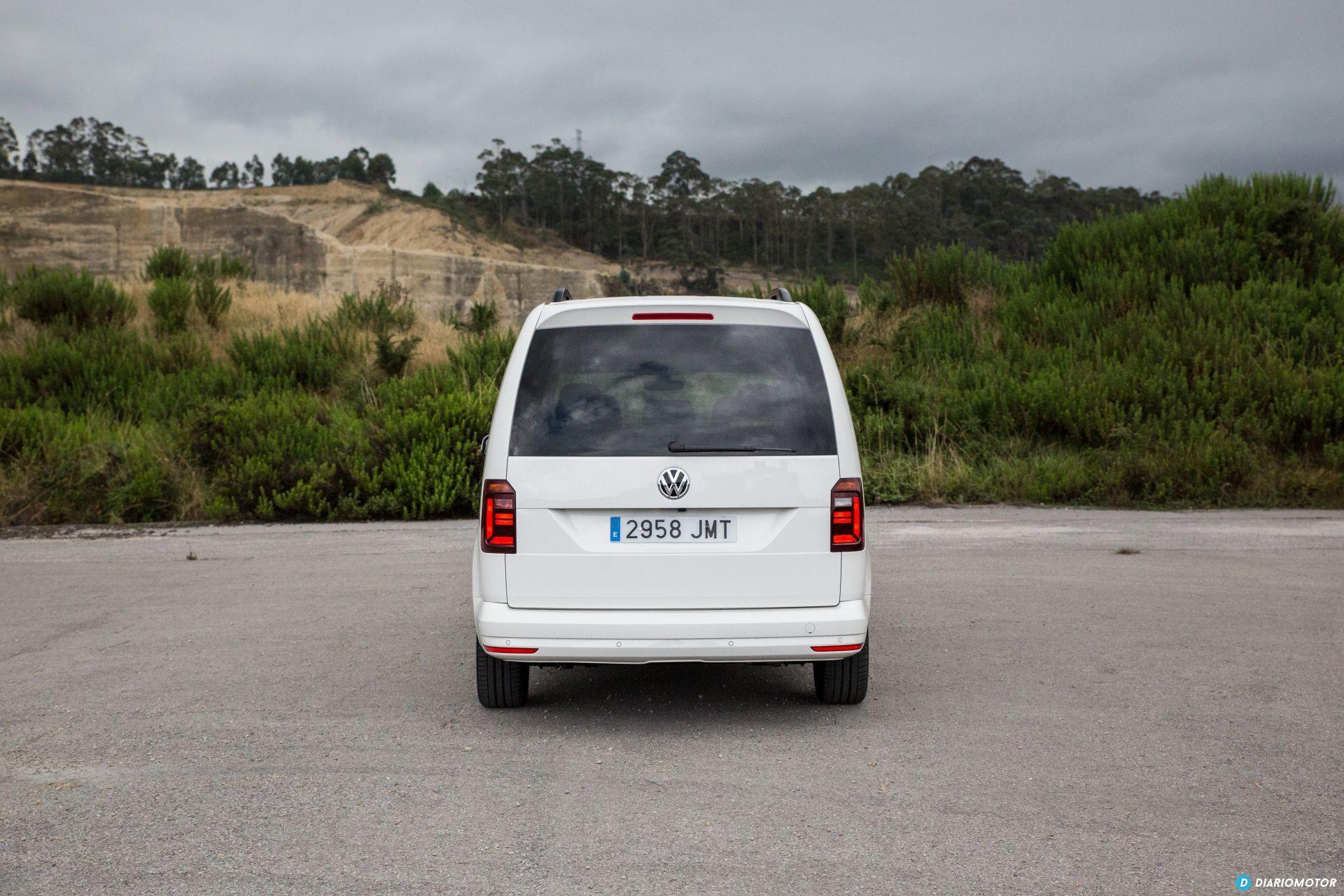 Volkswagen Caddy Maxi Outdoor Prueba 41