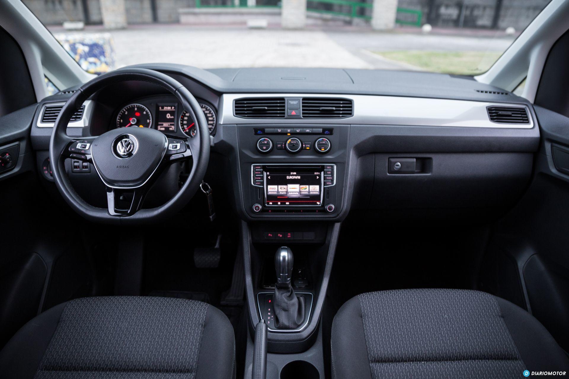 Volkswagen Caddy Maxi Outdoor Prueba 5