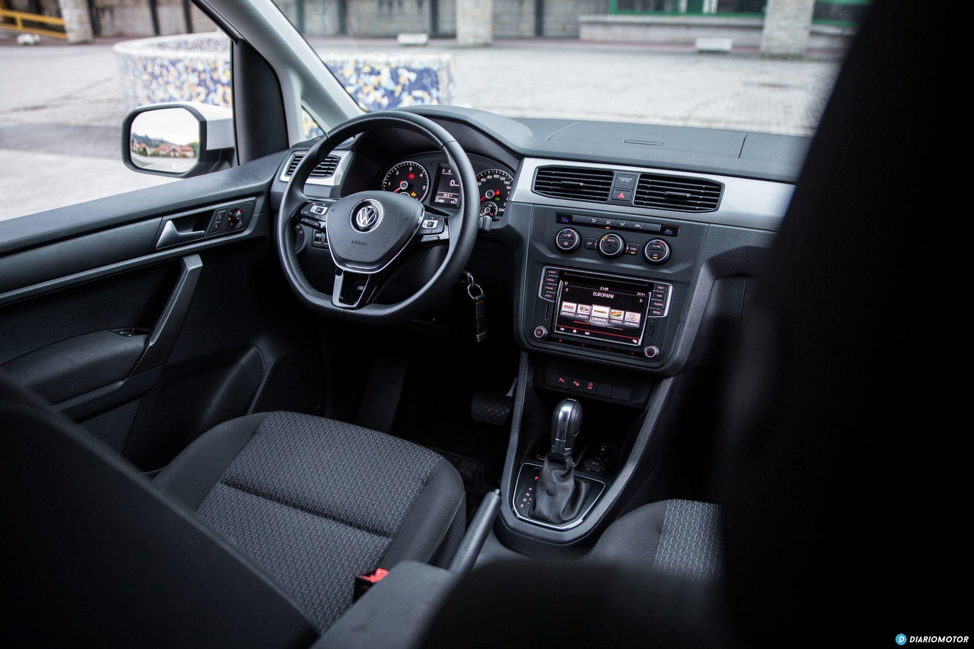 Volkswagen Caddy Maxi Outdoor Prueba 6