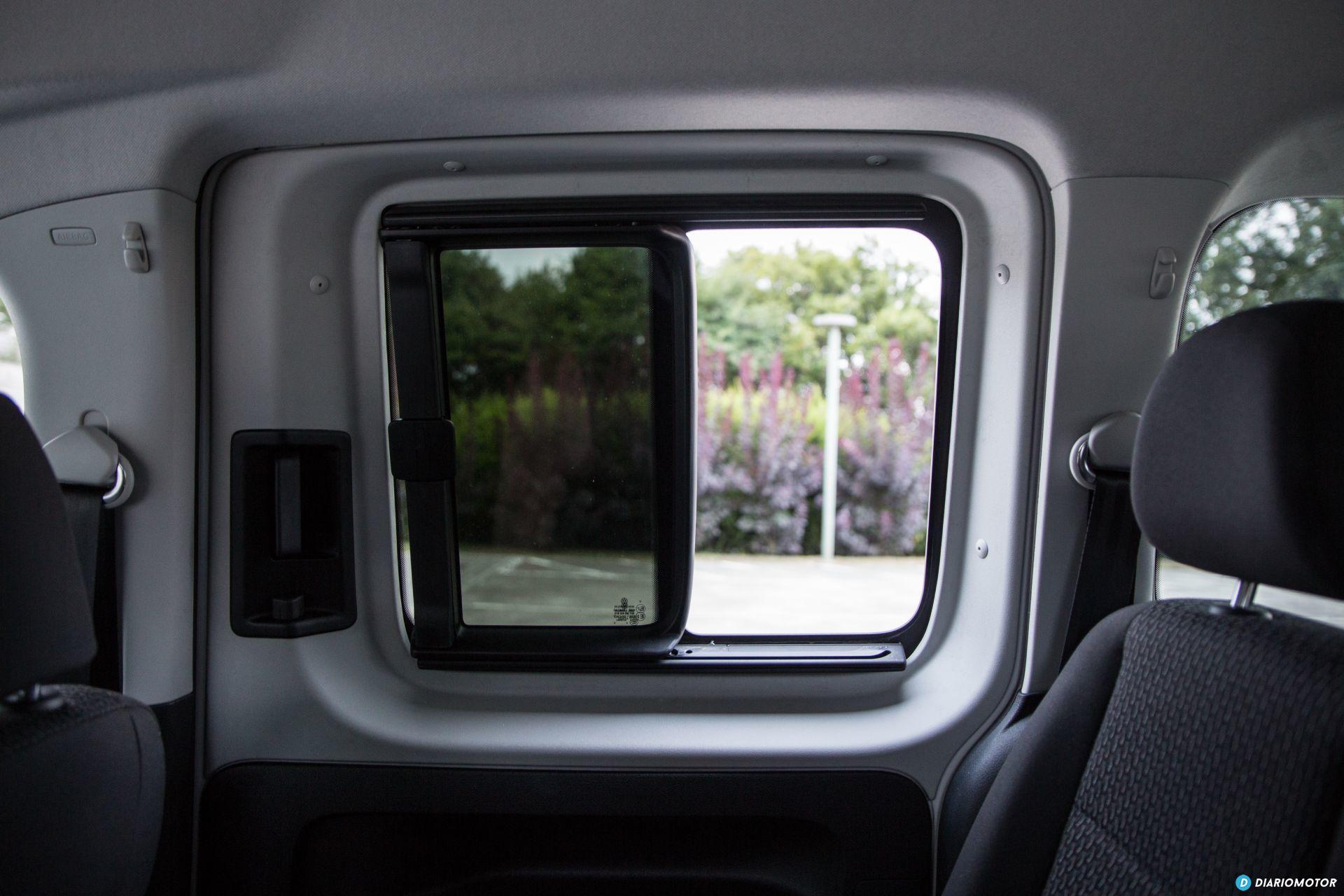 Volkswagen Caddy Maxi Outdoor Prueba 8