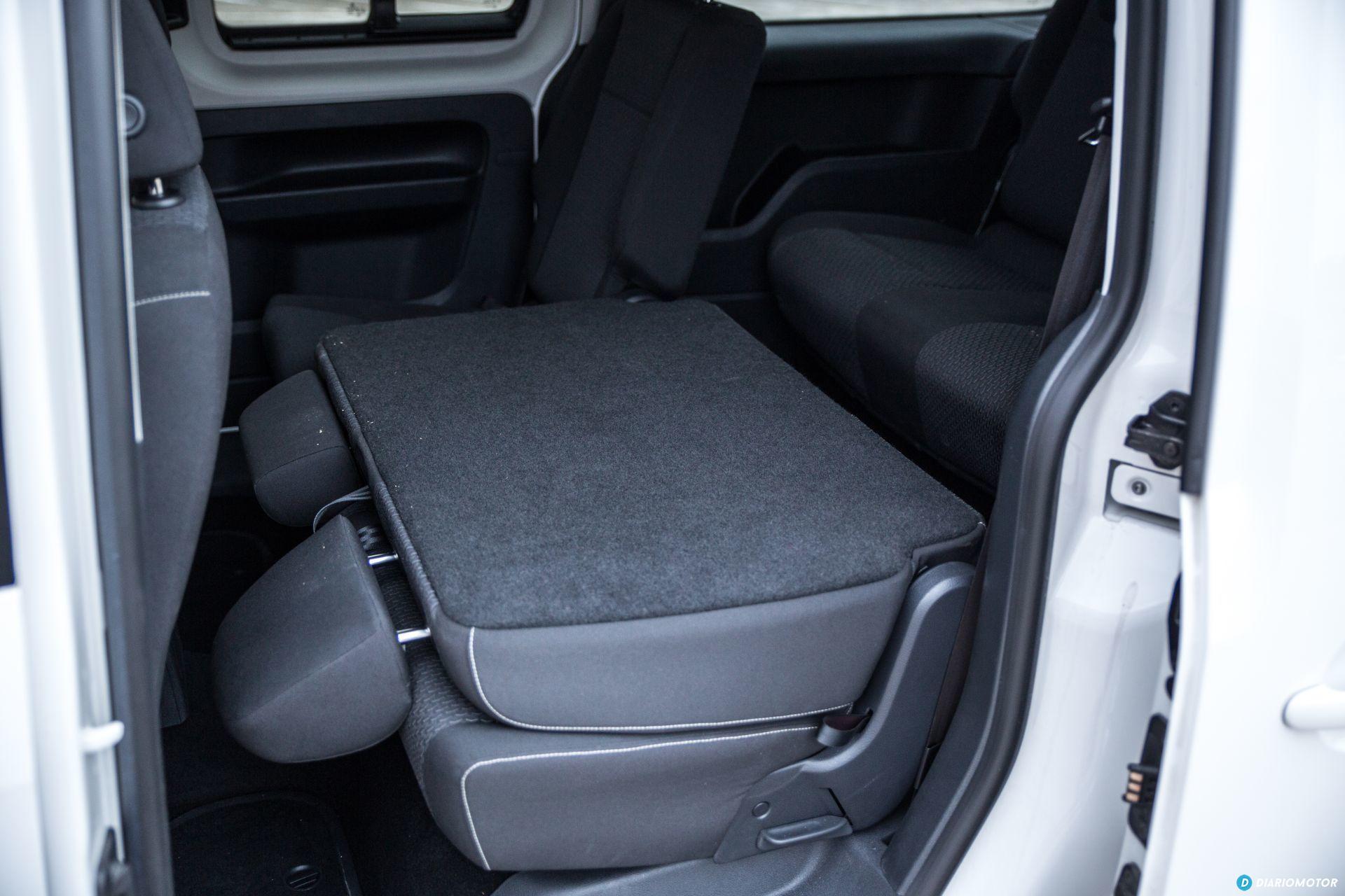 Volkswagen Caddy Maxi Outdoor Prueba 9