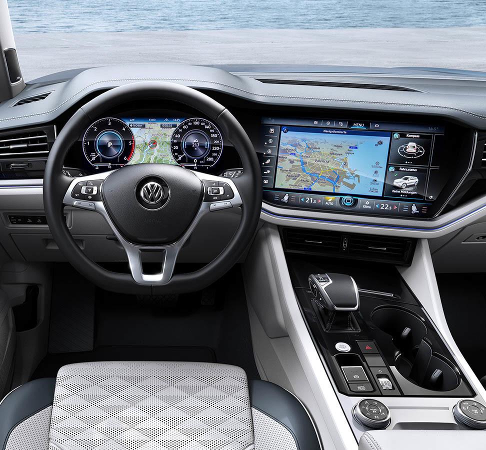 Volkswagen Touareg 972x900 3