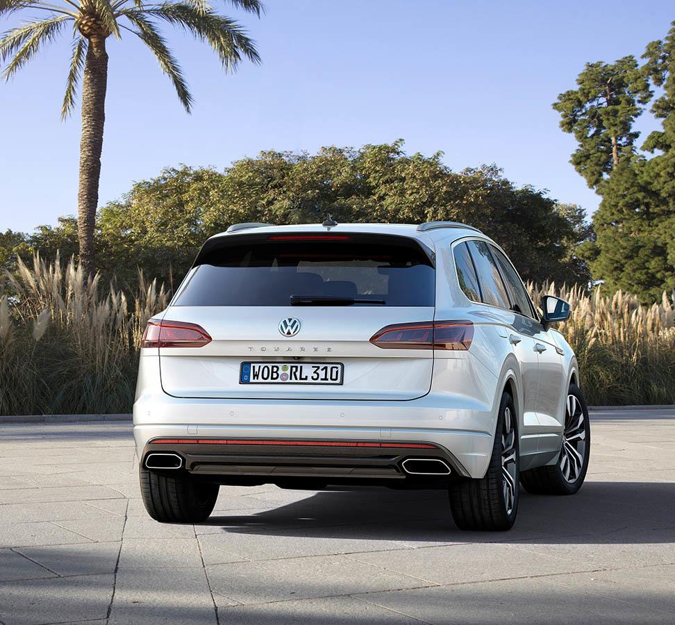 Volkswagen Touareg 972x900 4