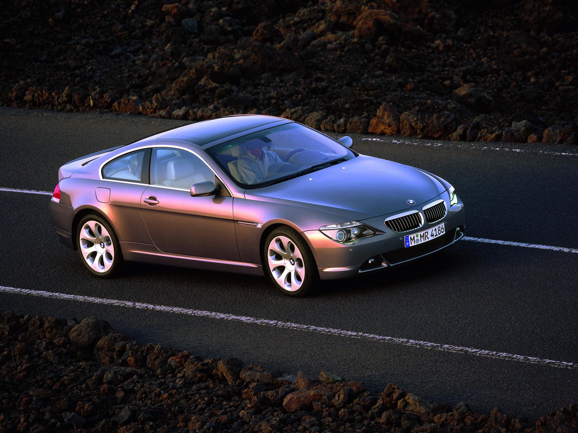2004 Bmw Serie 6 E63 2