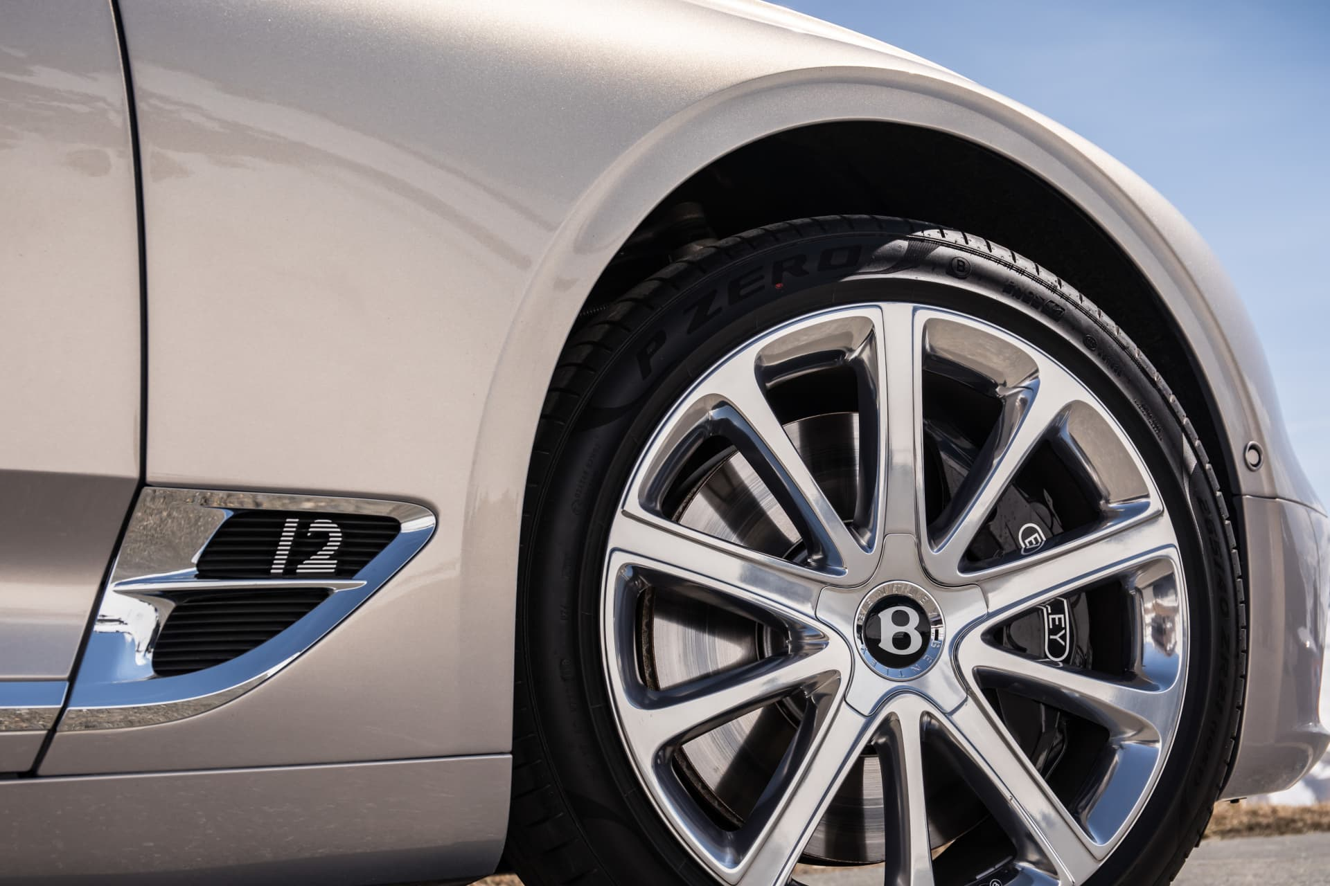 Bentley Continental Gt Extreme Silver 21