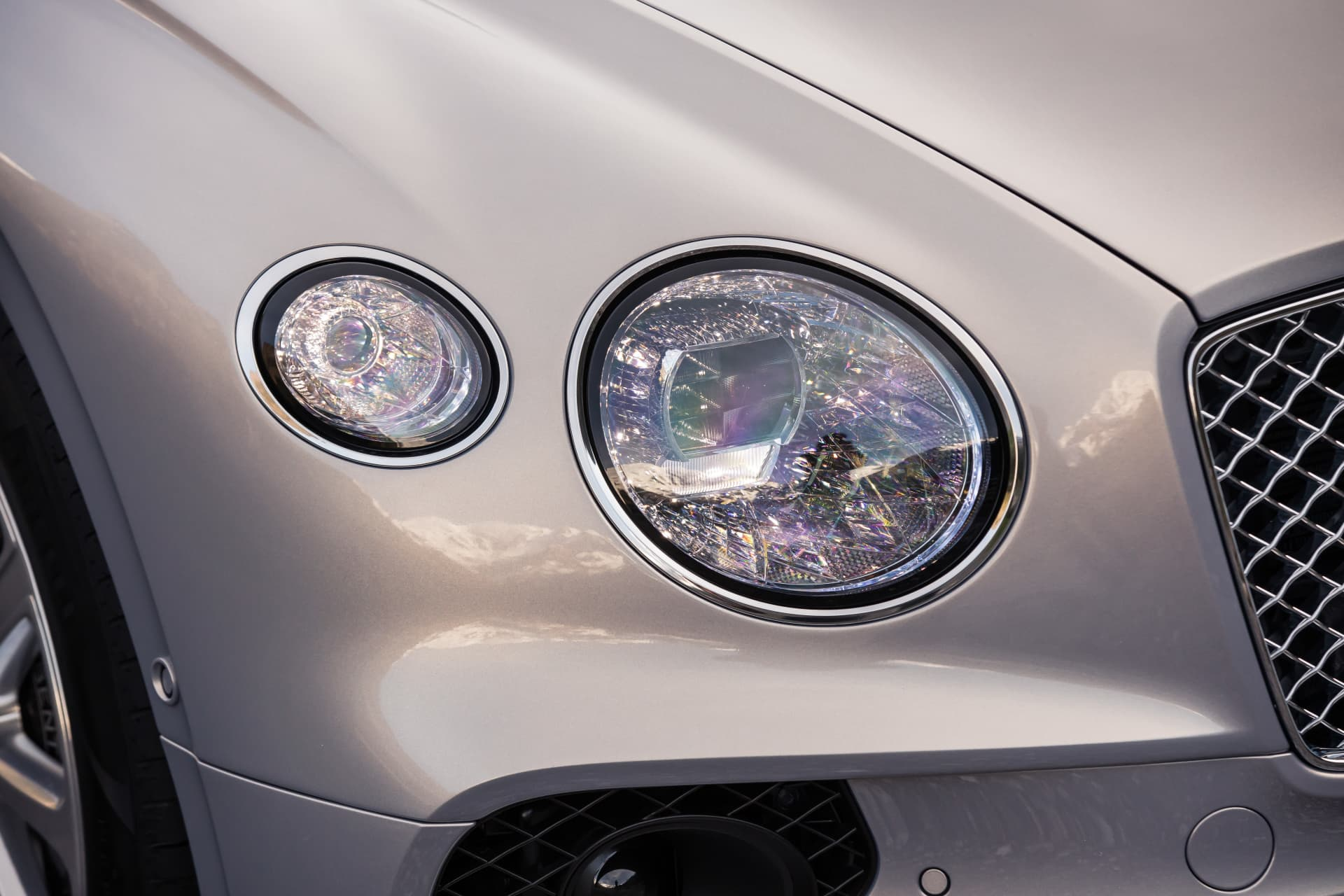 Bentley Continental Gt Extreme Silver 23