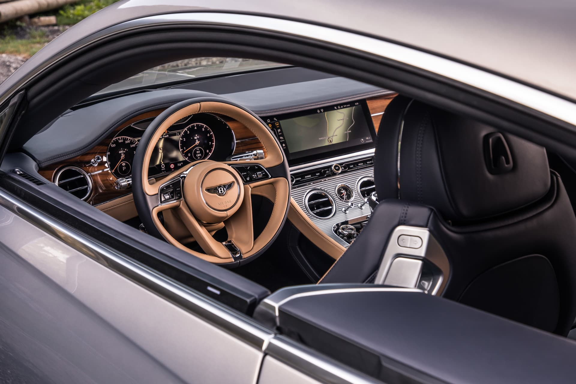 Bentley Continental Gt Extreme Silver 26