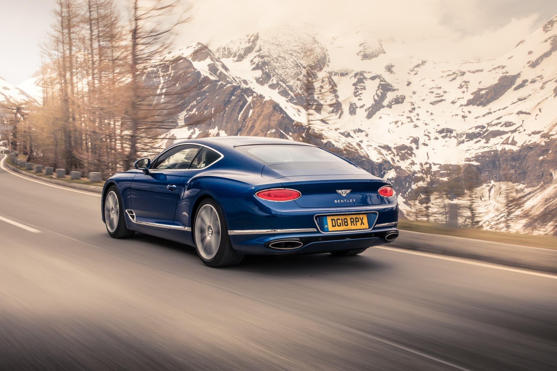Bentley Continental Gt Sequin Blue 10