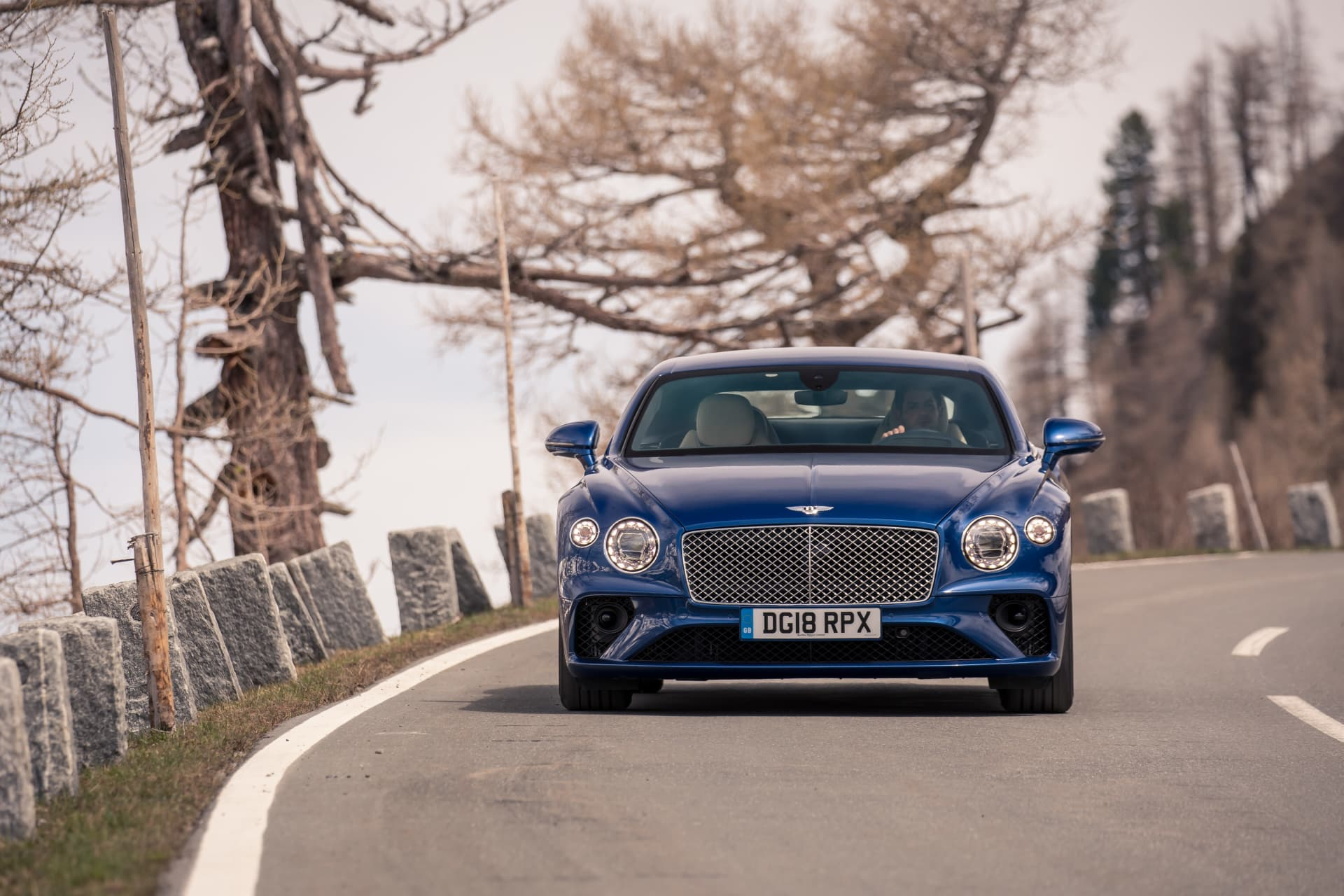 Bentley Continental Gt Sequin Blue 13