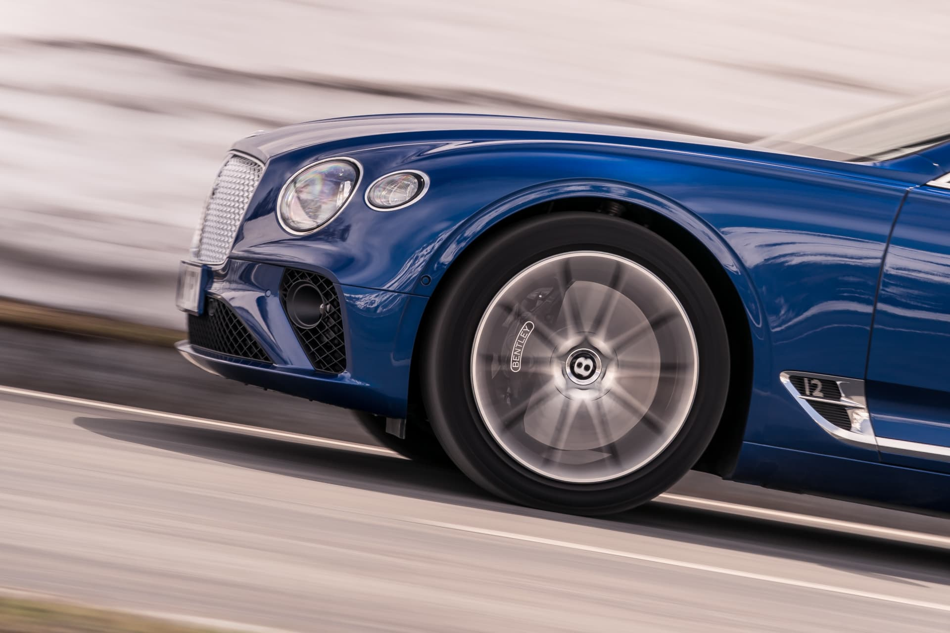 Bentley Continental Gt Sequin Blue 16