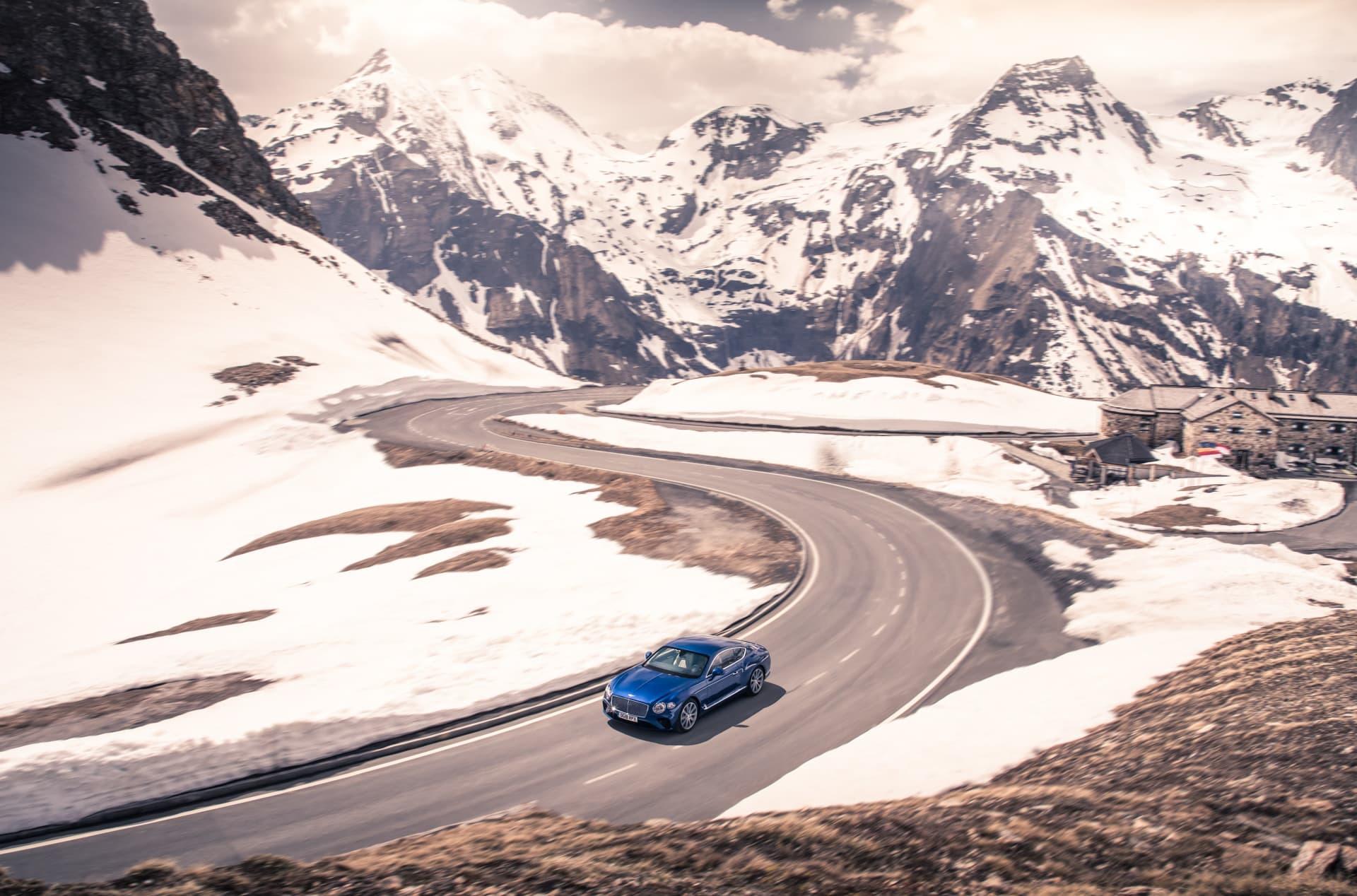 Bentley Continental Gt Sequin Blue 17
