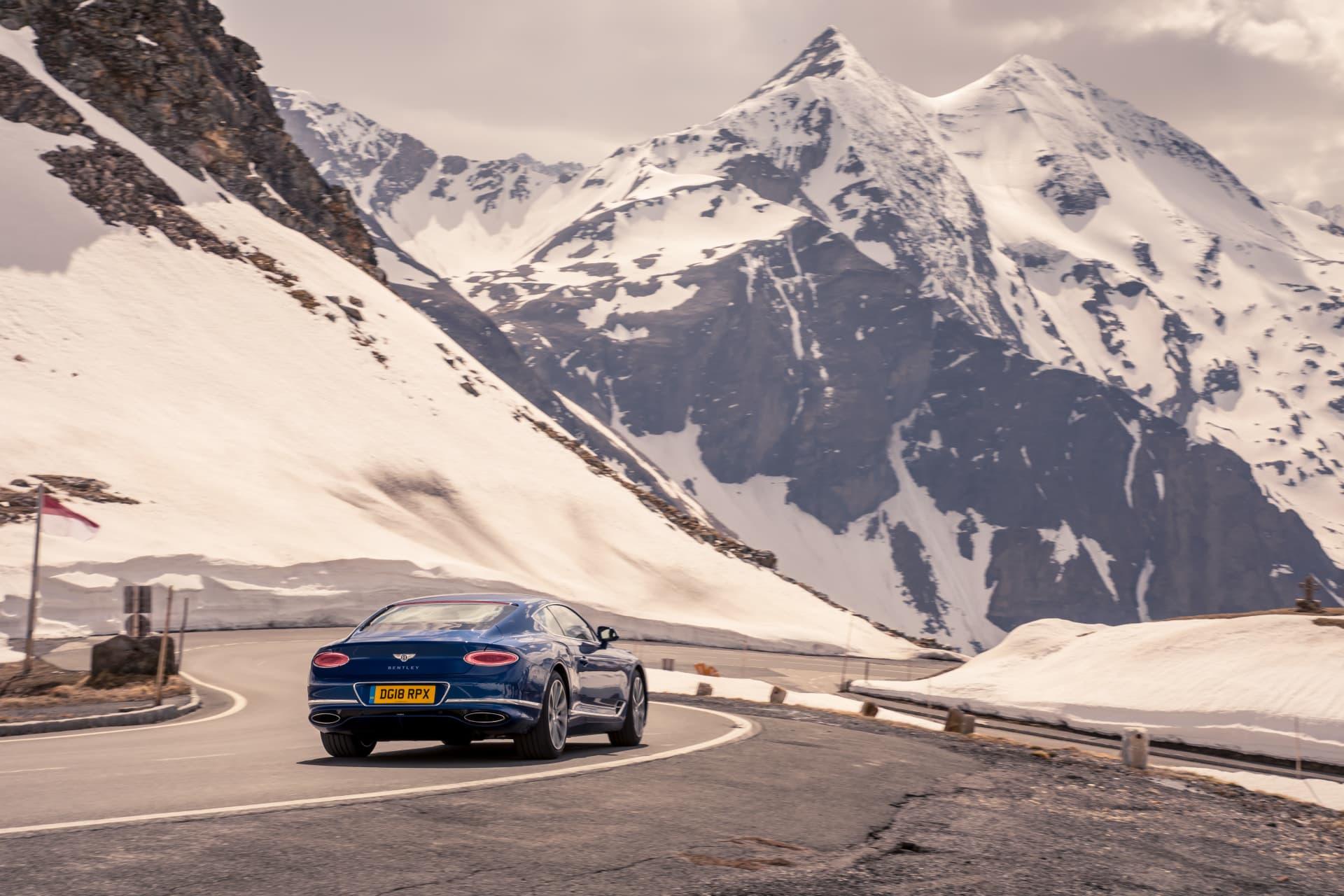 Bentley Continental Gt Sequin Blue 18