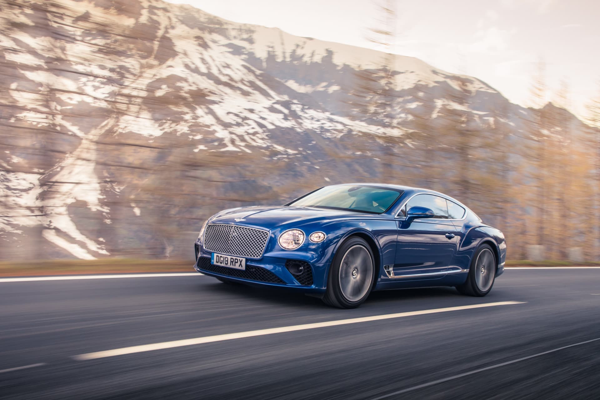 Bentley Continental Gt Sequin Blue 2