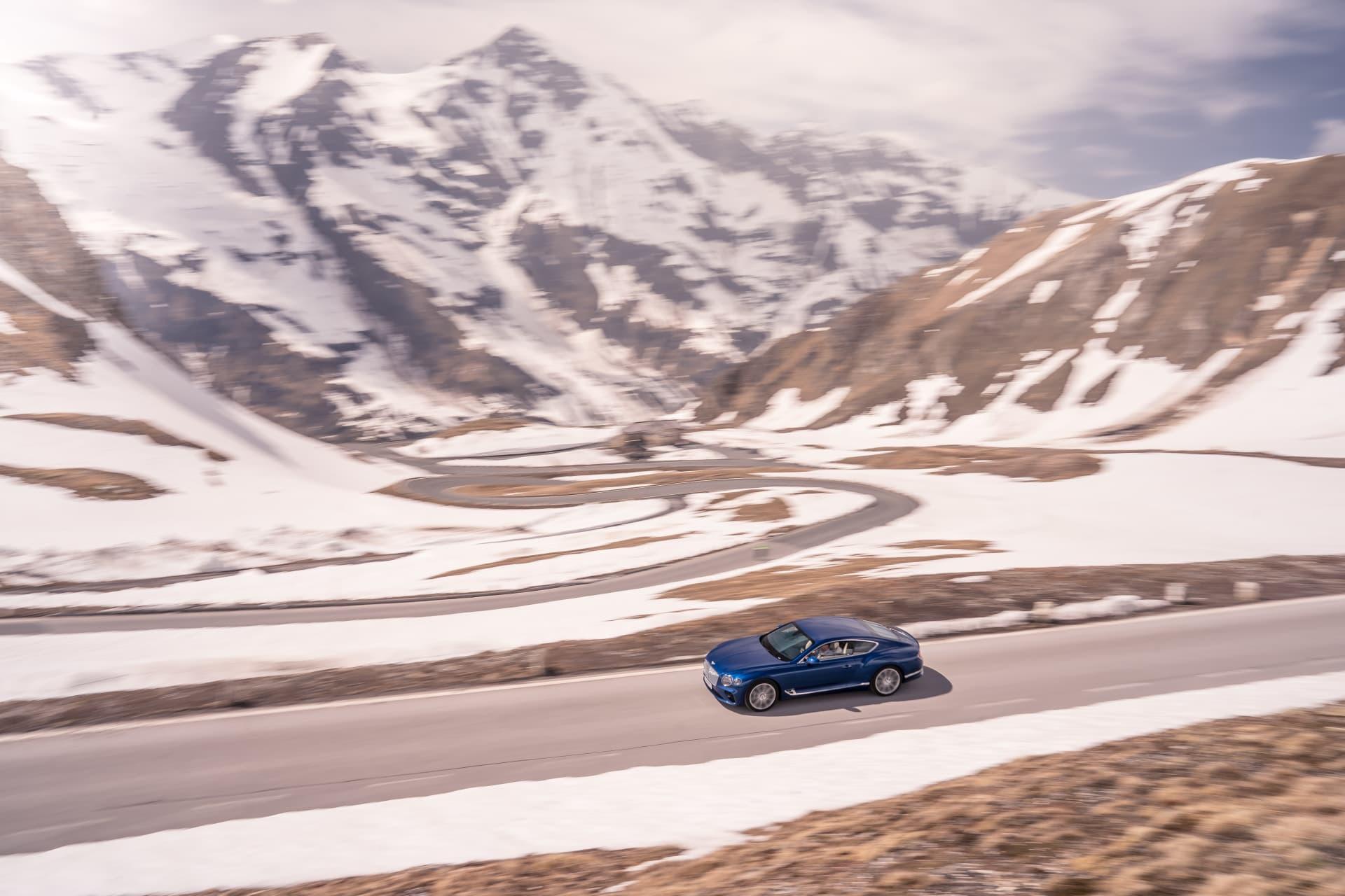 Bentley Continental Gt Sequin Blue 20